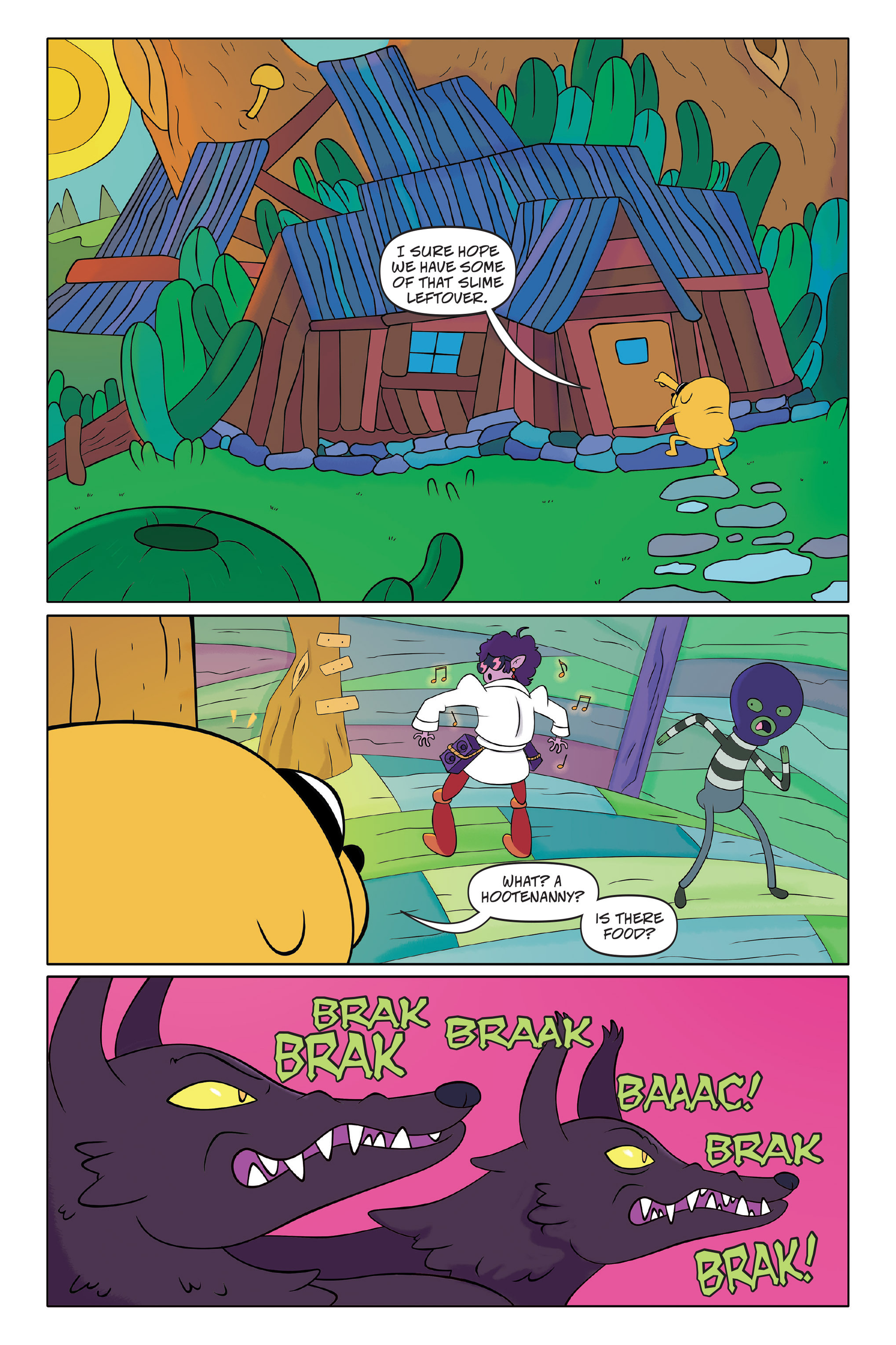 Read online Adventure Time comic -  Issue #Adventure Time _TPB 7 - 97