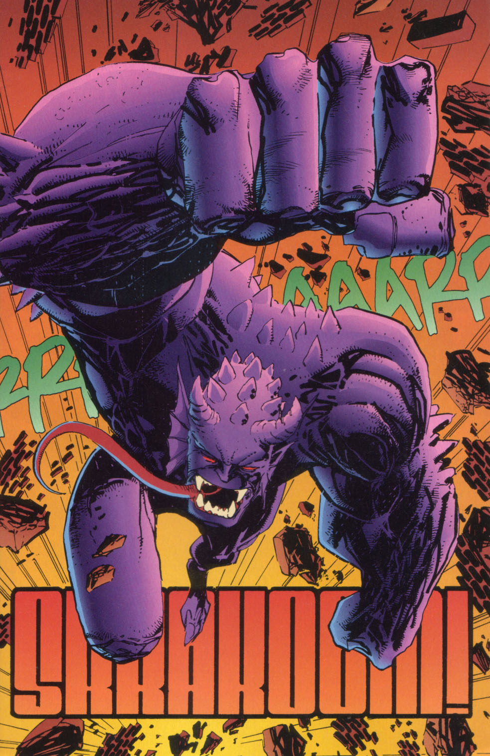 The Savage Dragon (1993) Issue #22 #25 - English 10