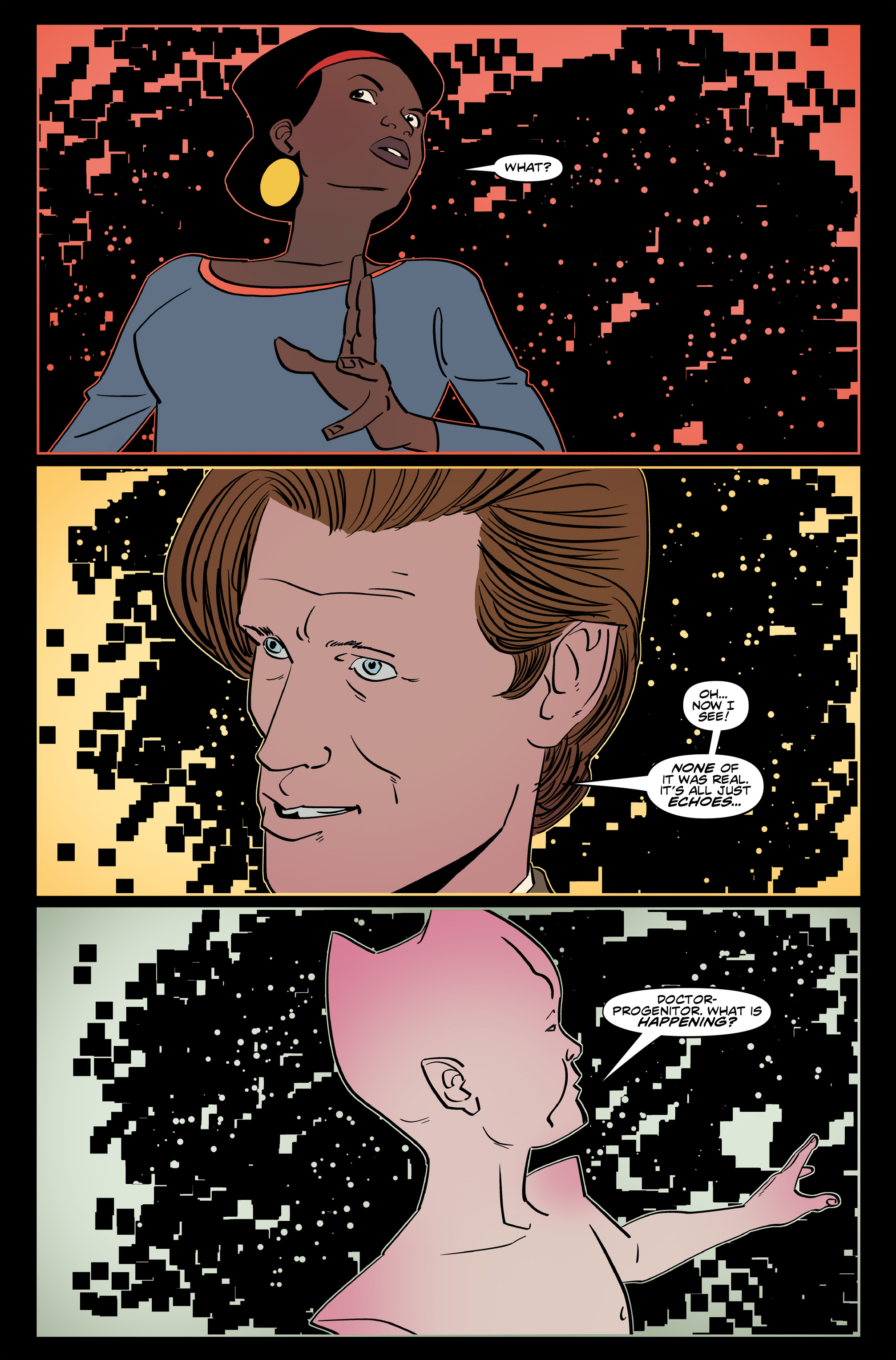 Read online Doctor Who: The Eleventh Doctor Year Three comic -  Issue #6 - 21