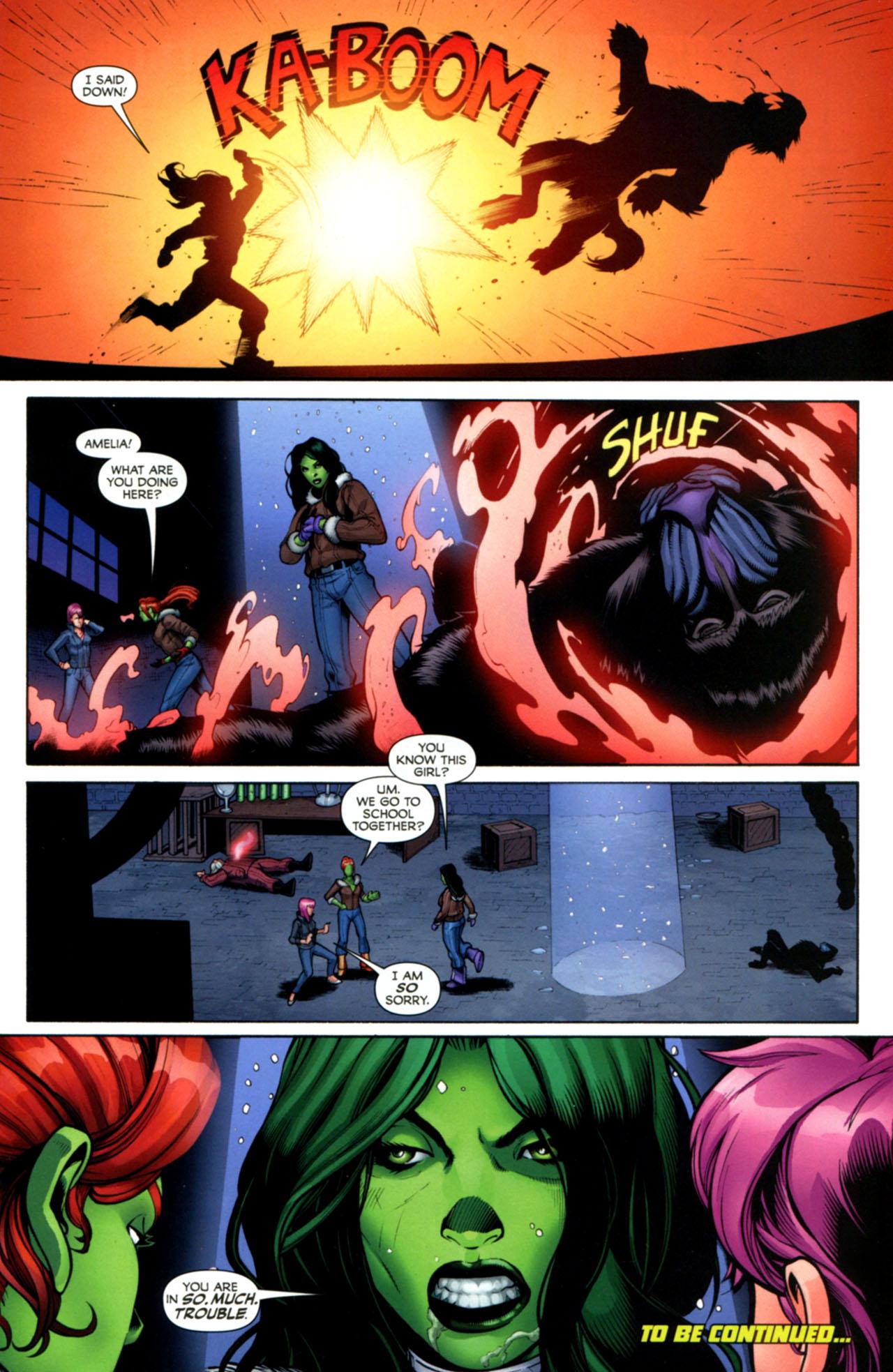 Read online She-Hulks comic -  Issue #2 - 24