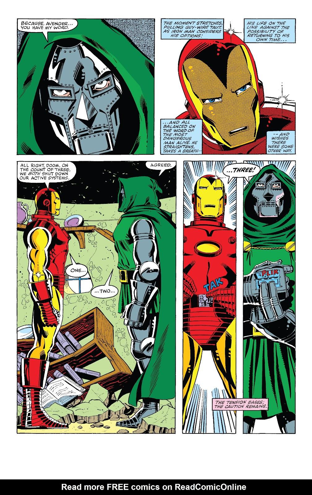 Read online Marvel Tales: Iron Man comic -  Issue # Full - 72
