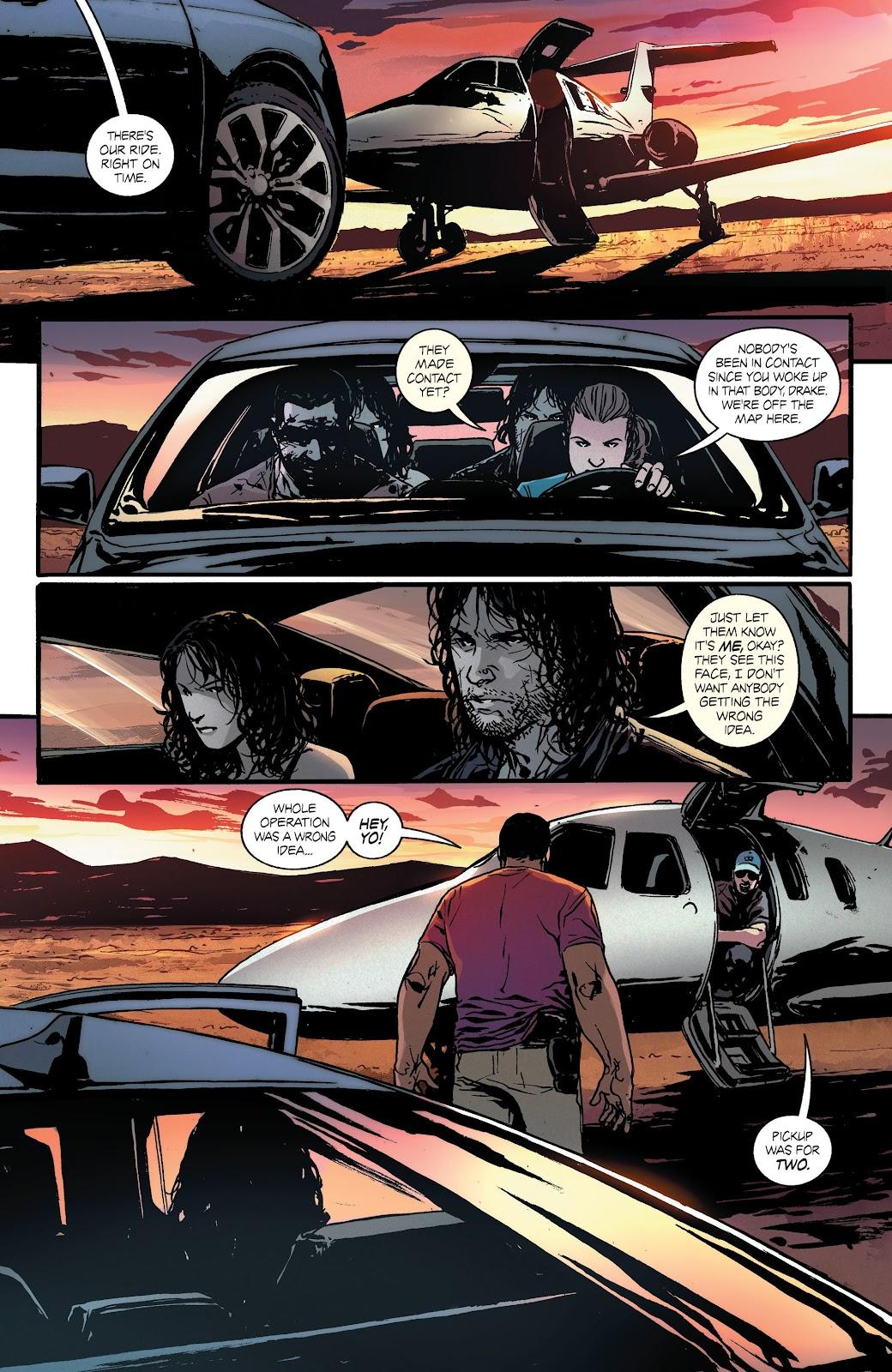 Read online Hardcore comic -  Issue #3 - 11