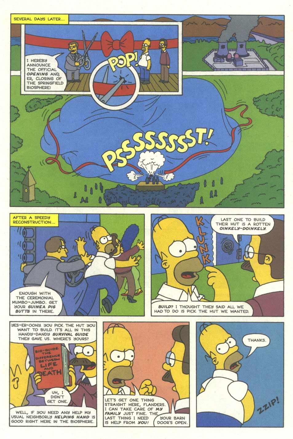 Read online Simpsons Comics comic -  Issue #12 - 10