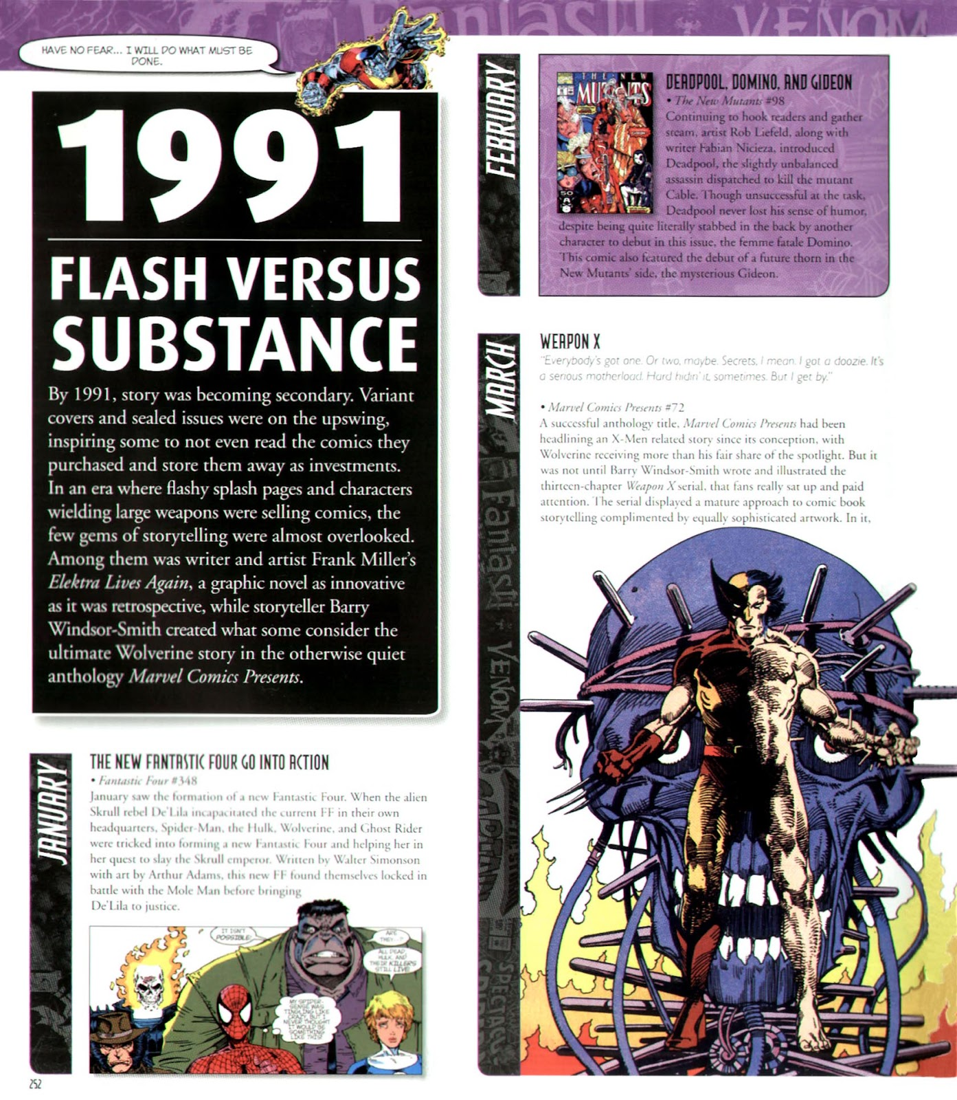 Read online Marvel Chronicle comic -  Issue # TPB (Part 3) - 42