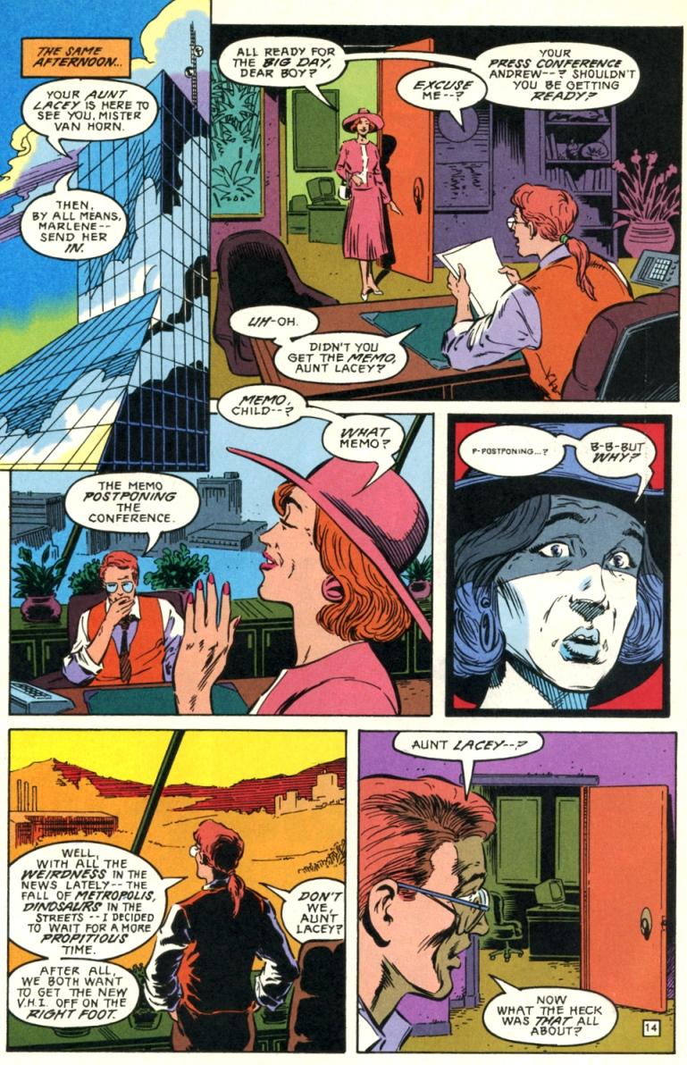 Read online Gunfire comic -  Issue #5 - 18