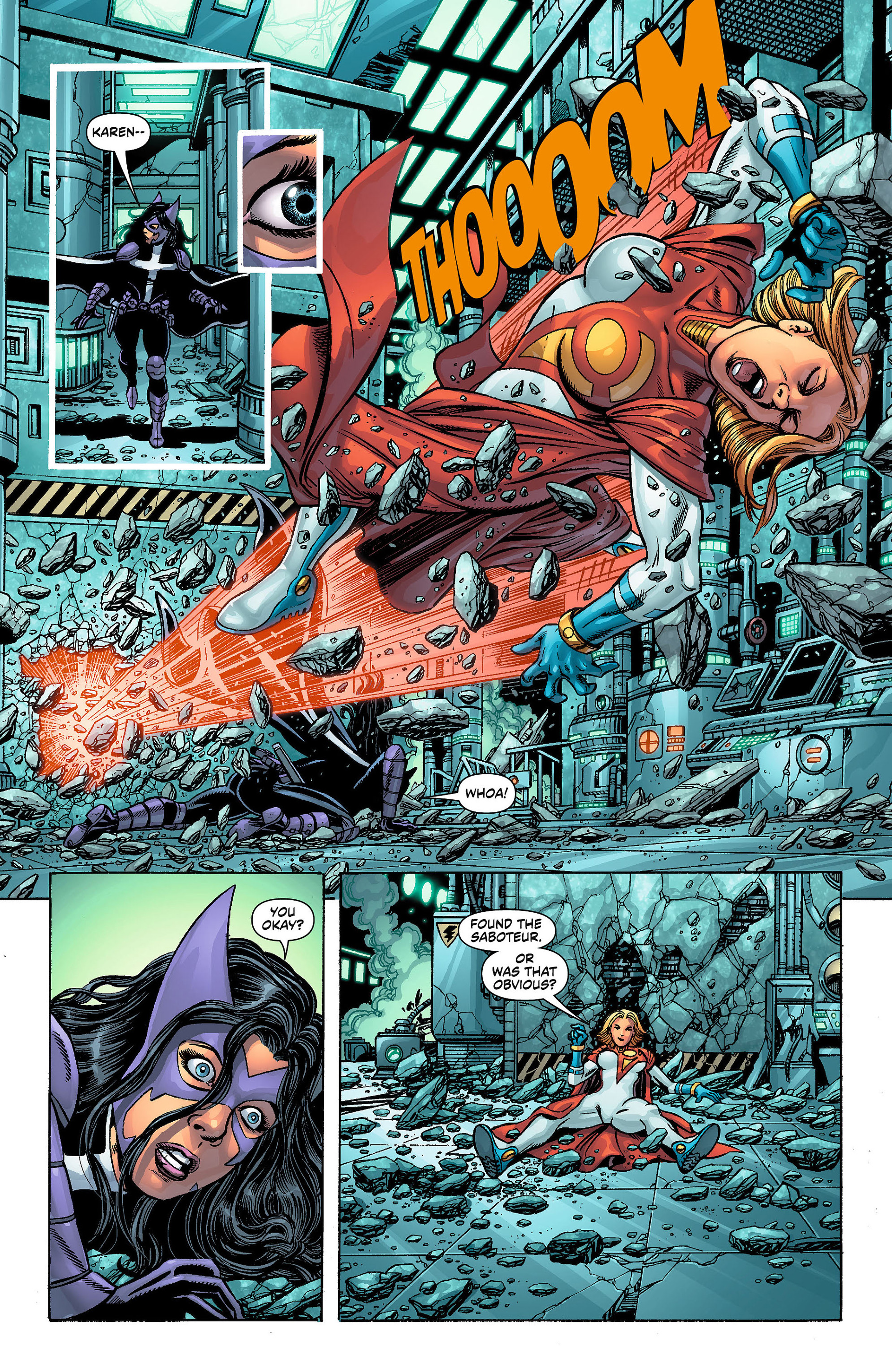 Read online Worlds' Finest comic -  Issue #1 - 19