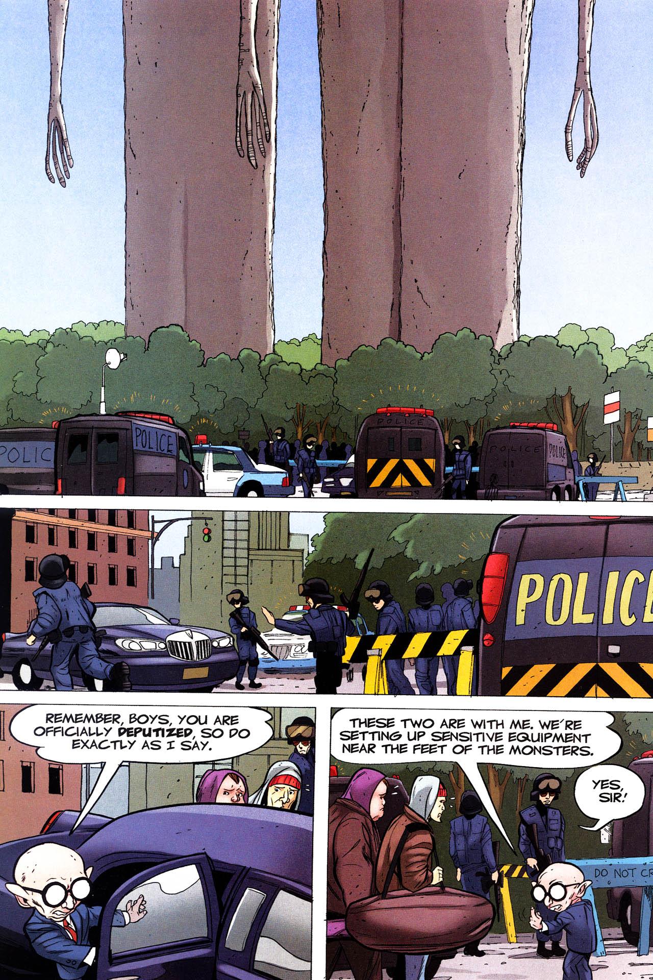 Read online Shazam!: The Monster Society of Evil comic -  Issue #3 - 18