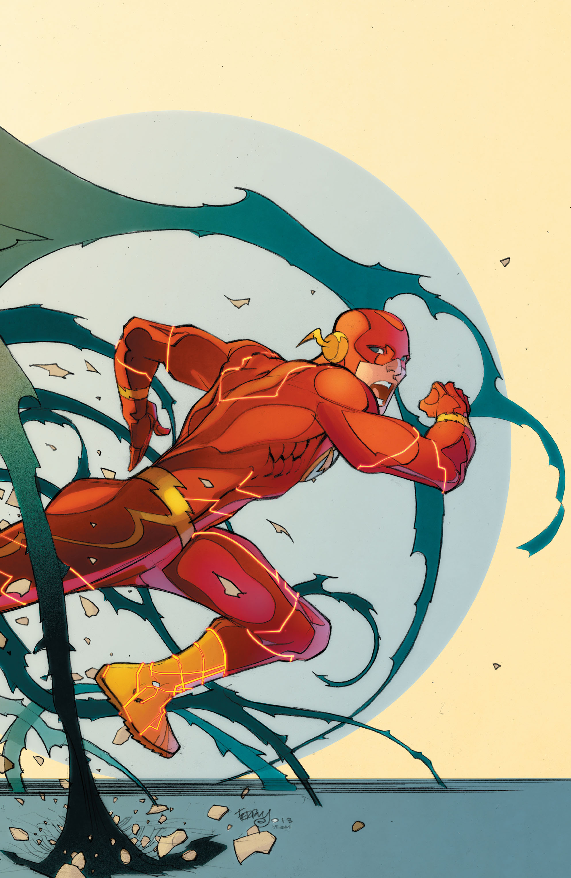 Read online The Flash (2011) comic -  Issue # _TPB 5 - 64