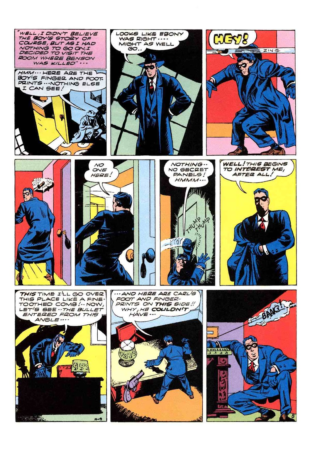 Read online Will Eisner's The Spirit Archives comic -  Issue # TPB 3 (Part 2) - 50