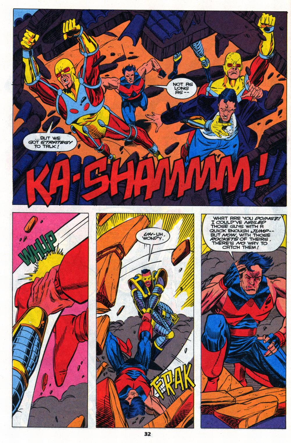 Read online Wonder Man (1991) comic -  Issue # _Annual 2 - 30