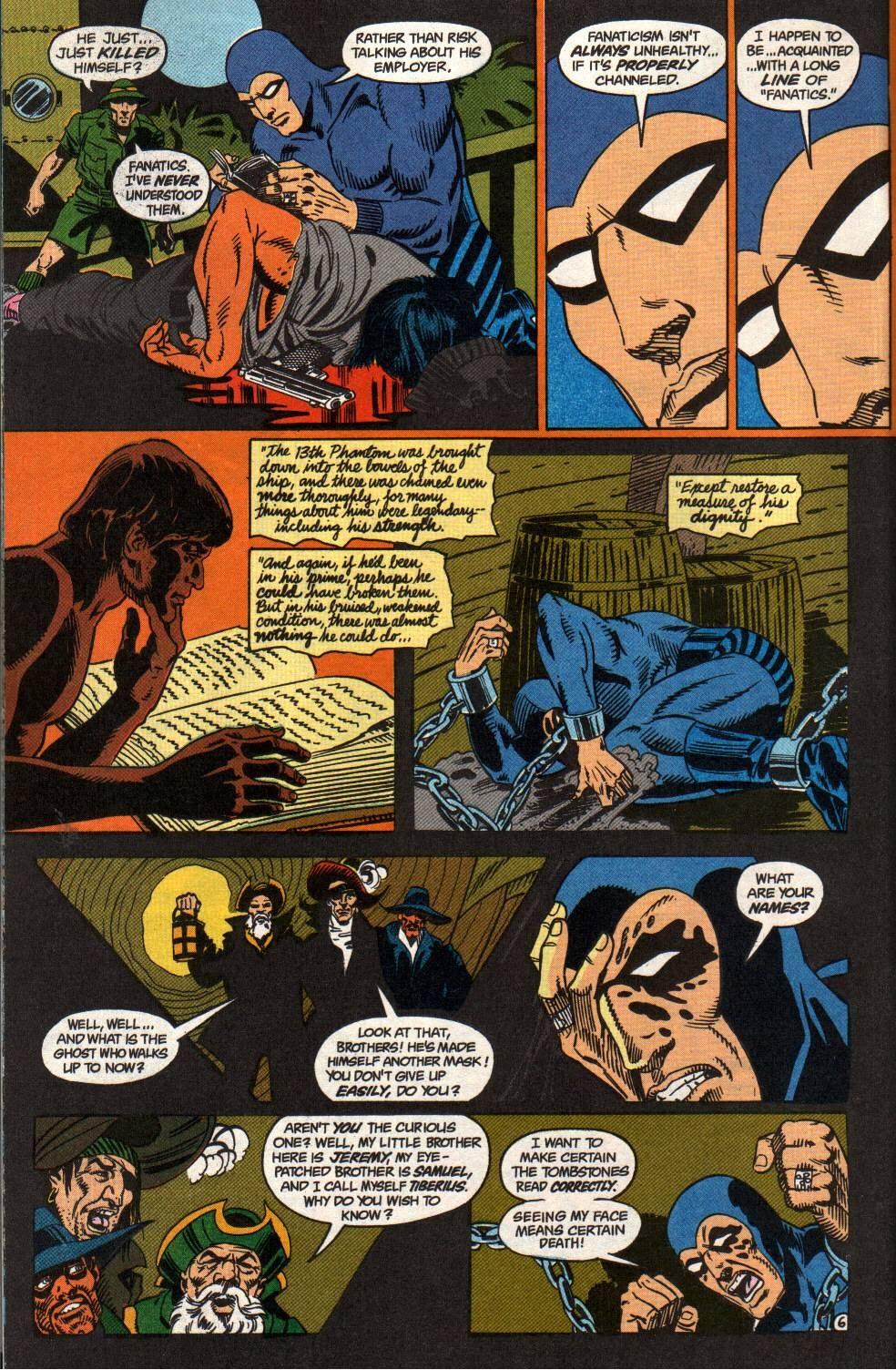 Read online The Phantom (1988) comic -  Issue #2 - 8