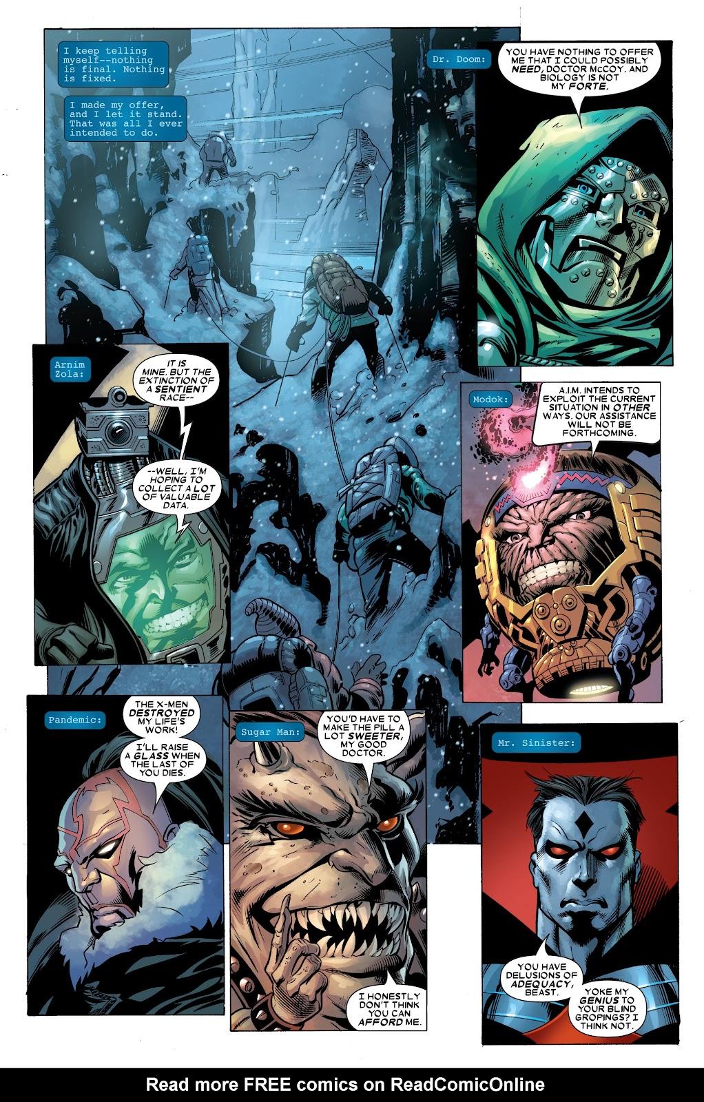 Uncanny X-Men (1963) issue 488 - Page 28