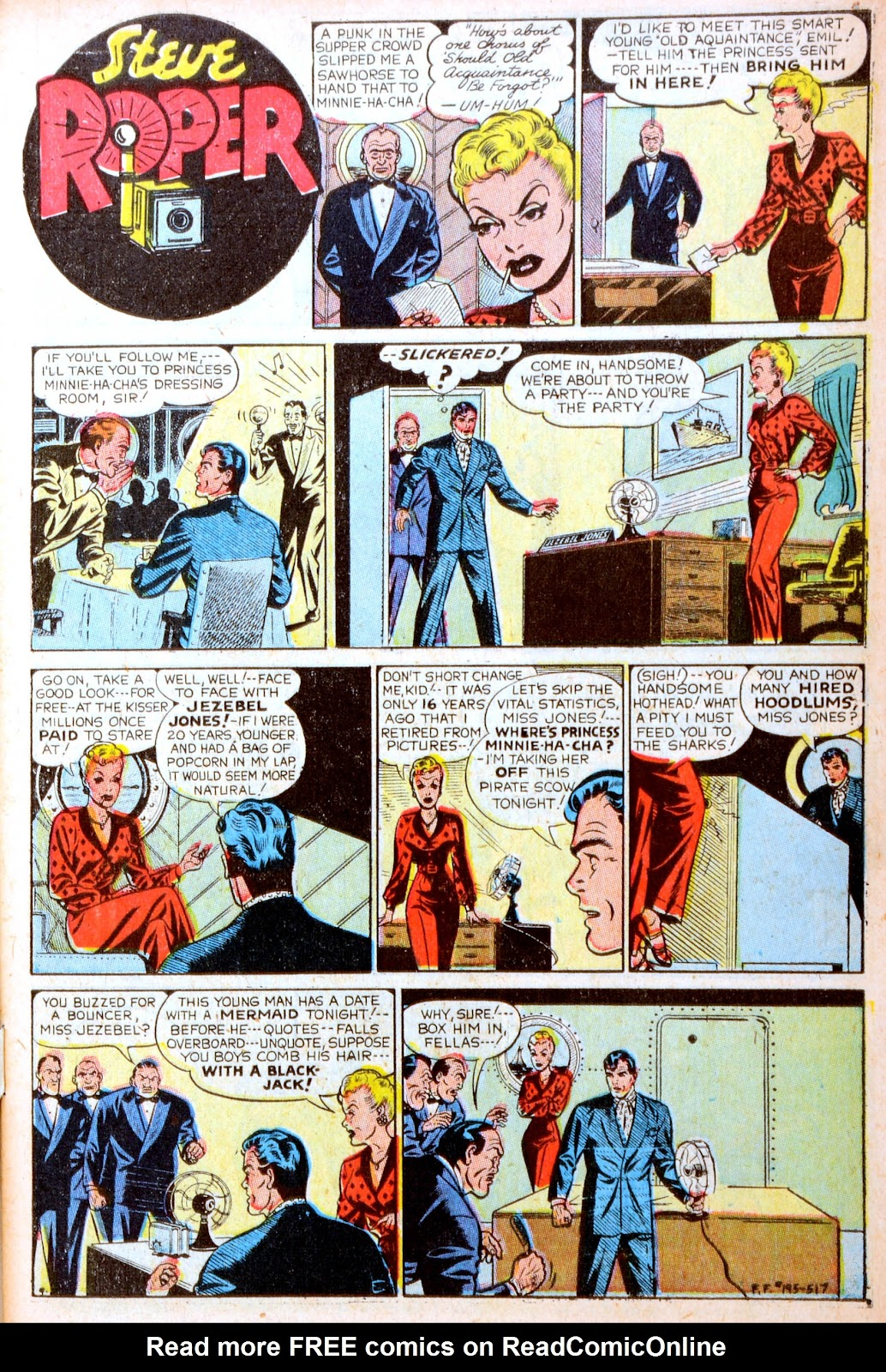 Read online Famous Funnies comic -  Issue #195 - 3