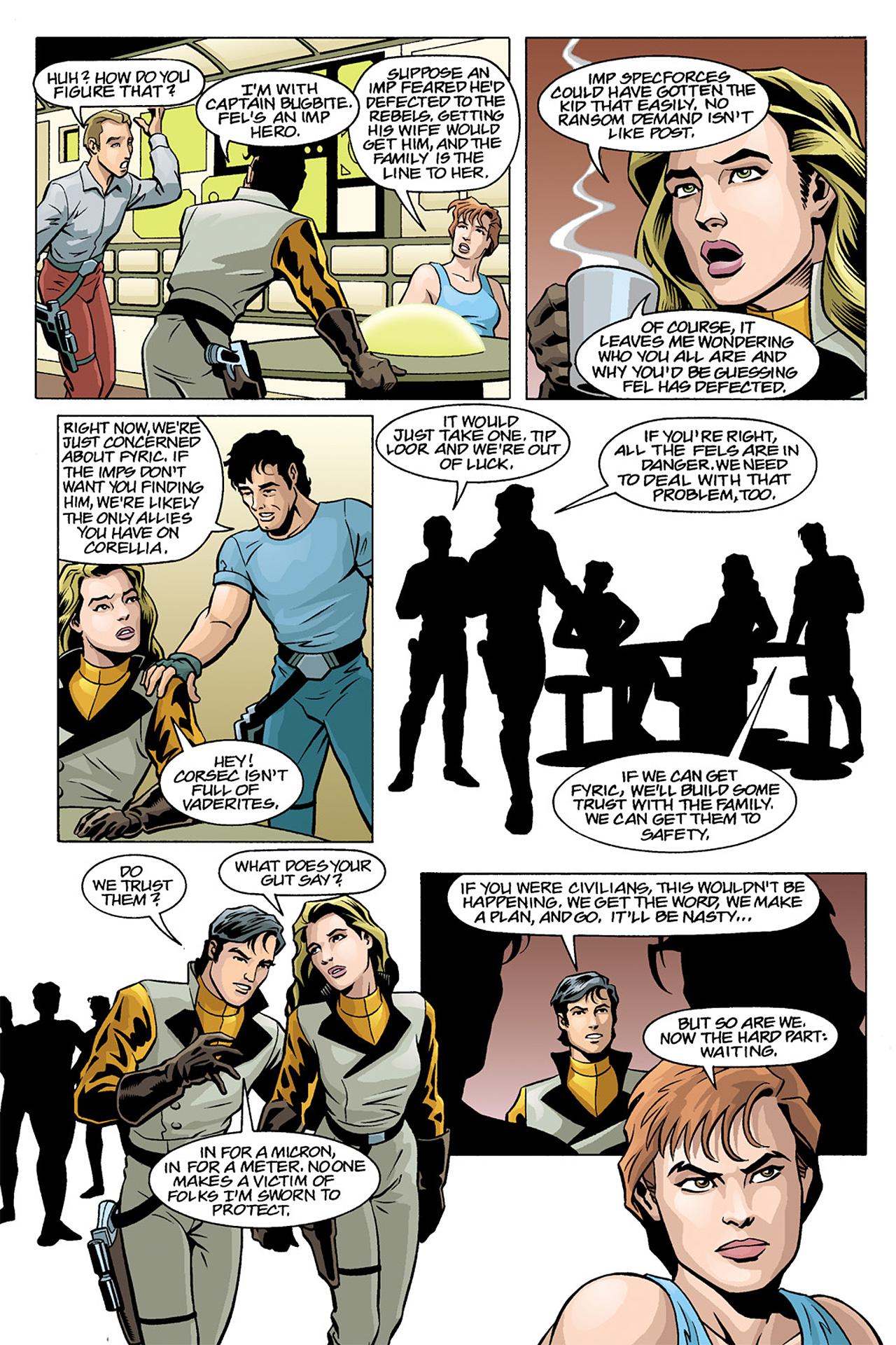 Read online Star Wars Omnibus comic -  Issue # Vol. 3 - 166