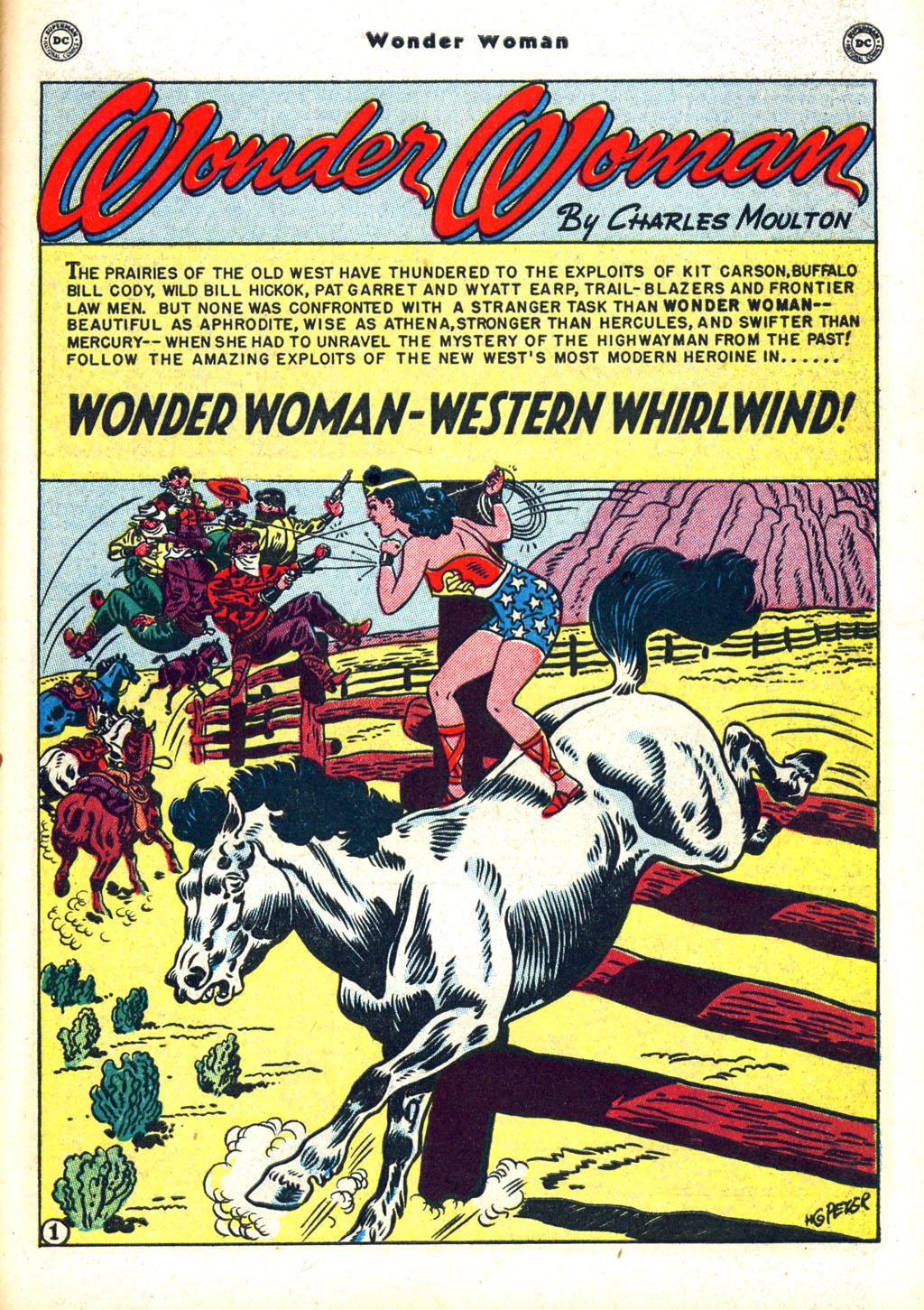 Read online Wonder Woman (1942) comic -  Issue #45 - 39