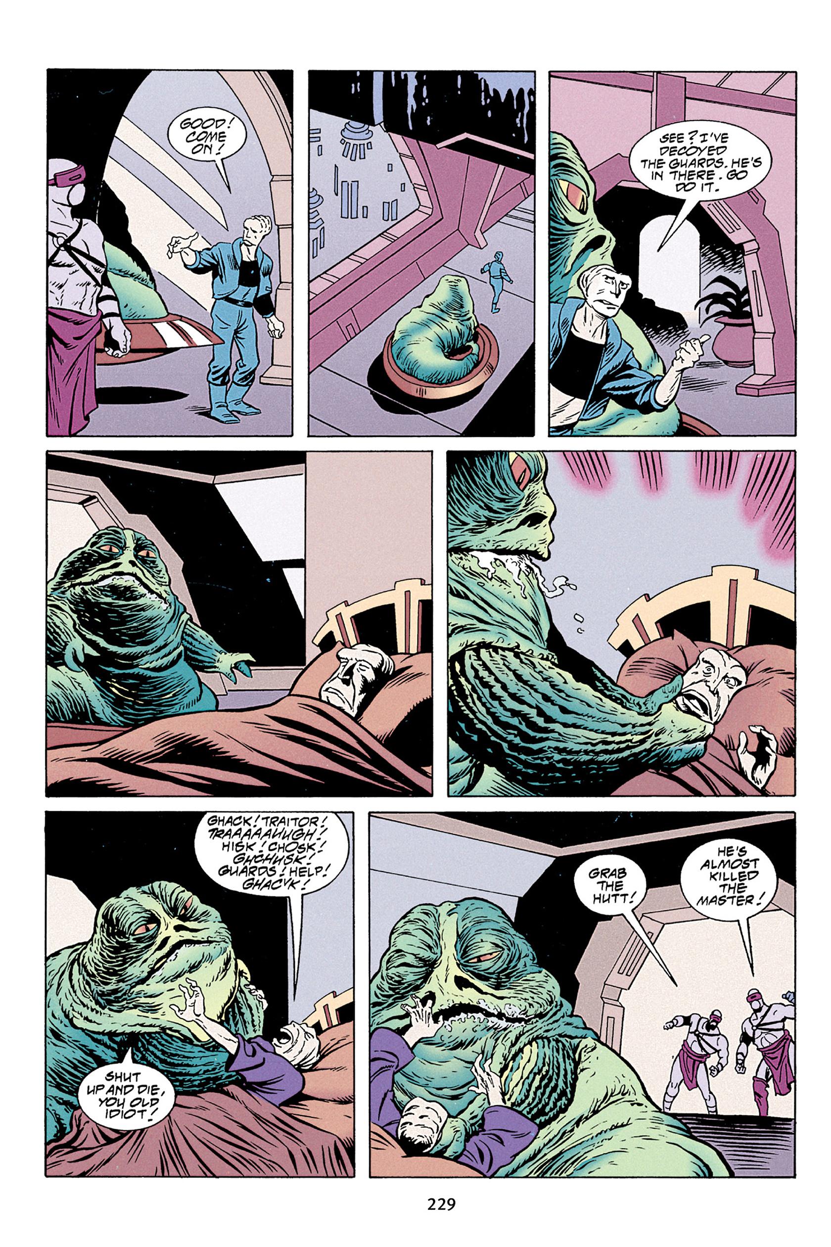 Read online Star Wars Omnibus comic -  Issue # Vol. 30 - 226