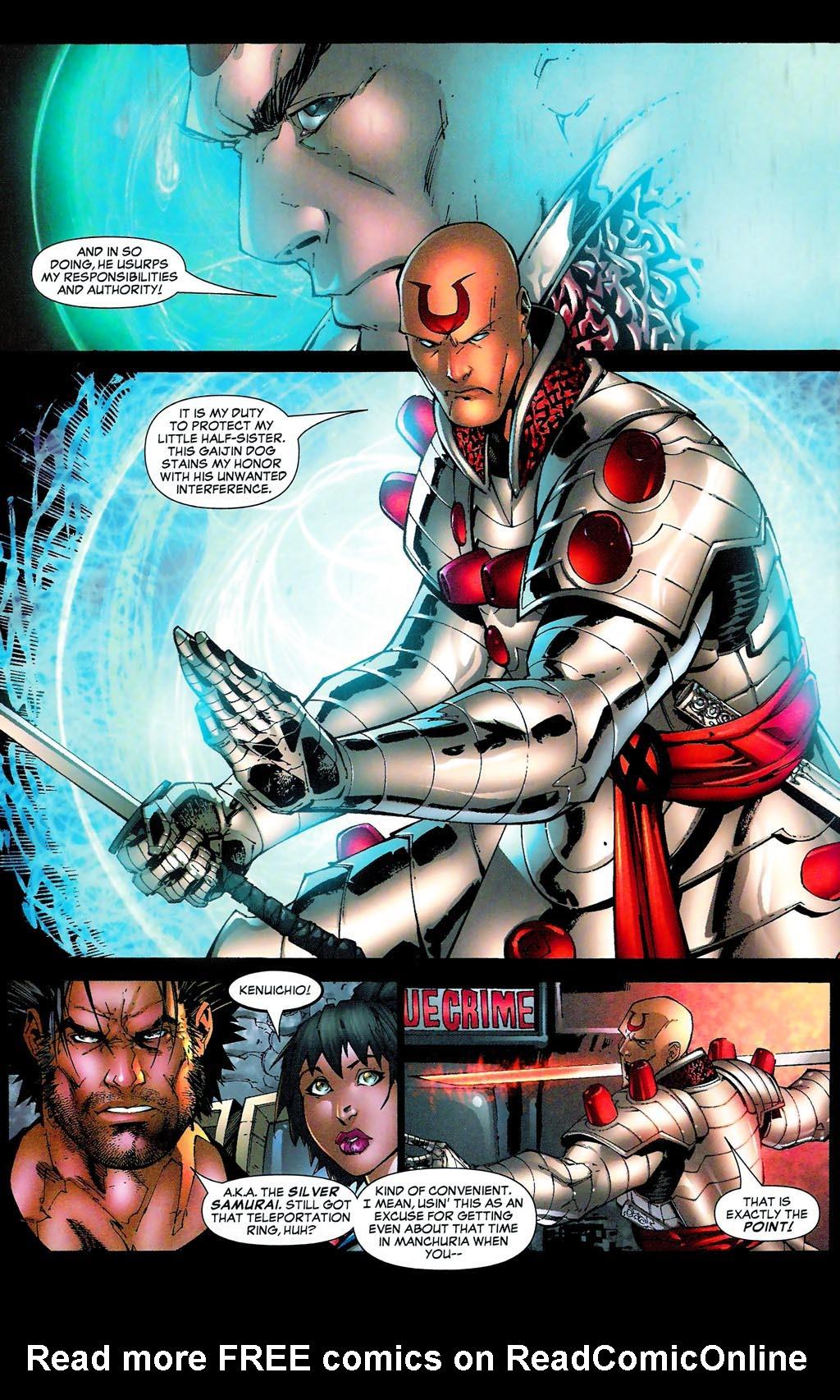 Read online Age of Apocalypse (2005) comic -  Issue #0 - 21