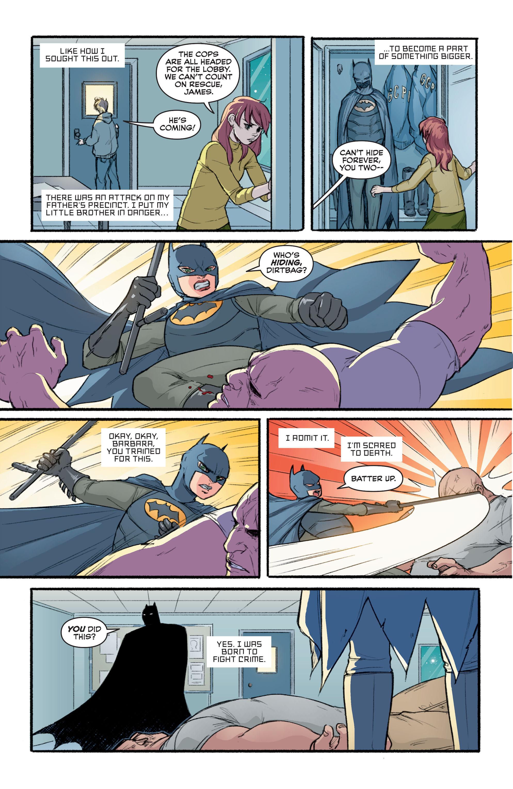 Read online Secret Origins (2014) comic -  Issue #10 - 7