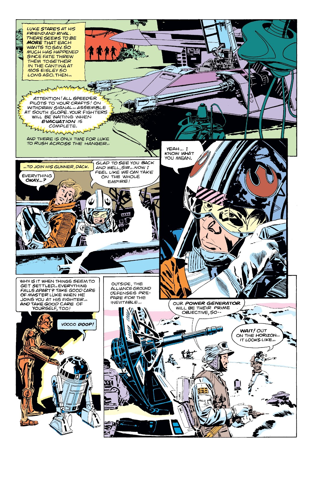 Read online Star Wars Legends: The Original Marvel Years - Epic Collection comic -  Issue # TPB 3 (Part 1) - 33