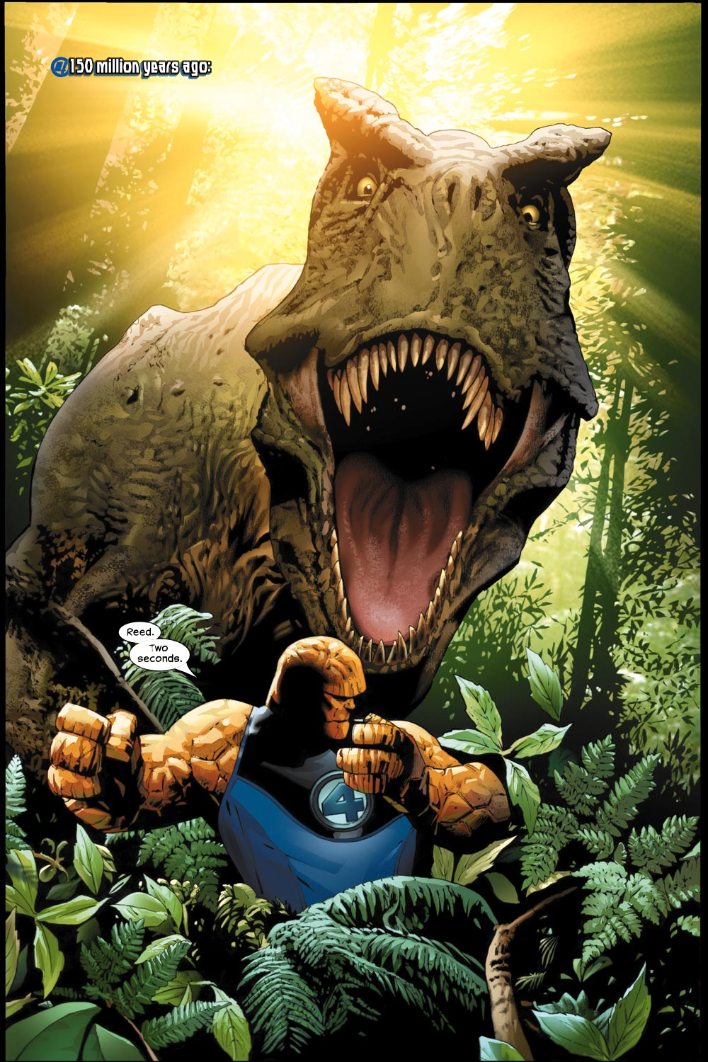 Read online Ultimate Fantastic Four (2004) comic -  Issue #21 - 3