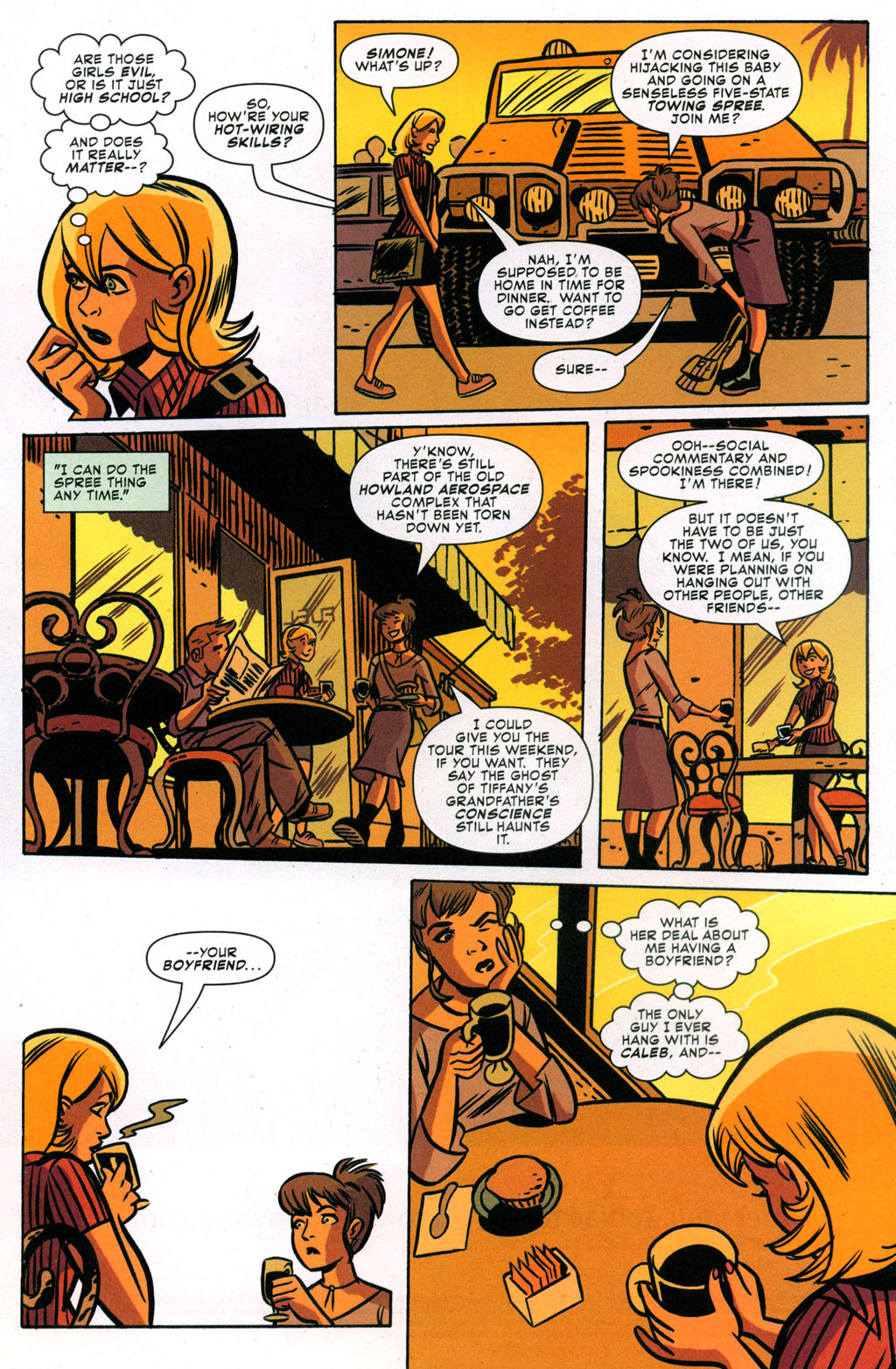 Read online Bad Girls comic -  Issue #3 - 15
