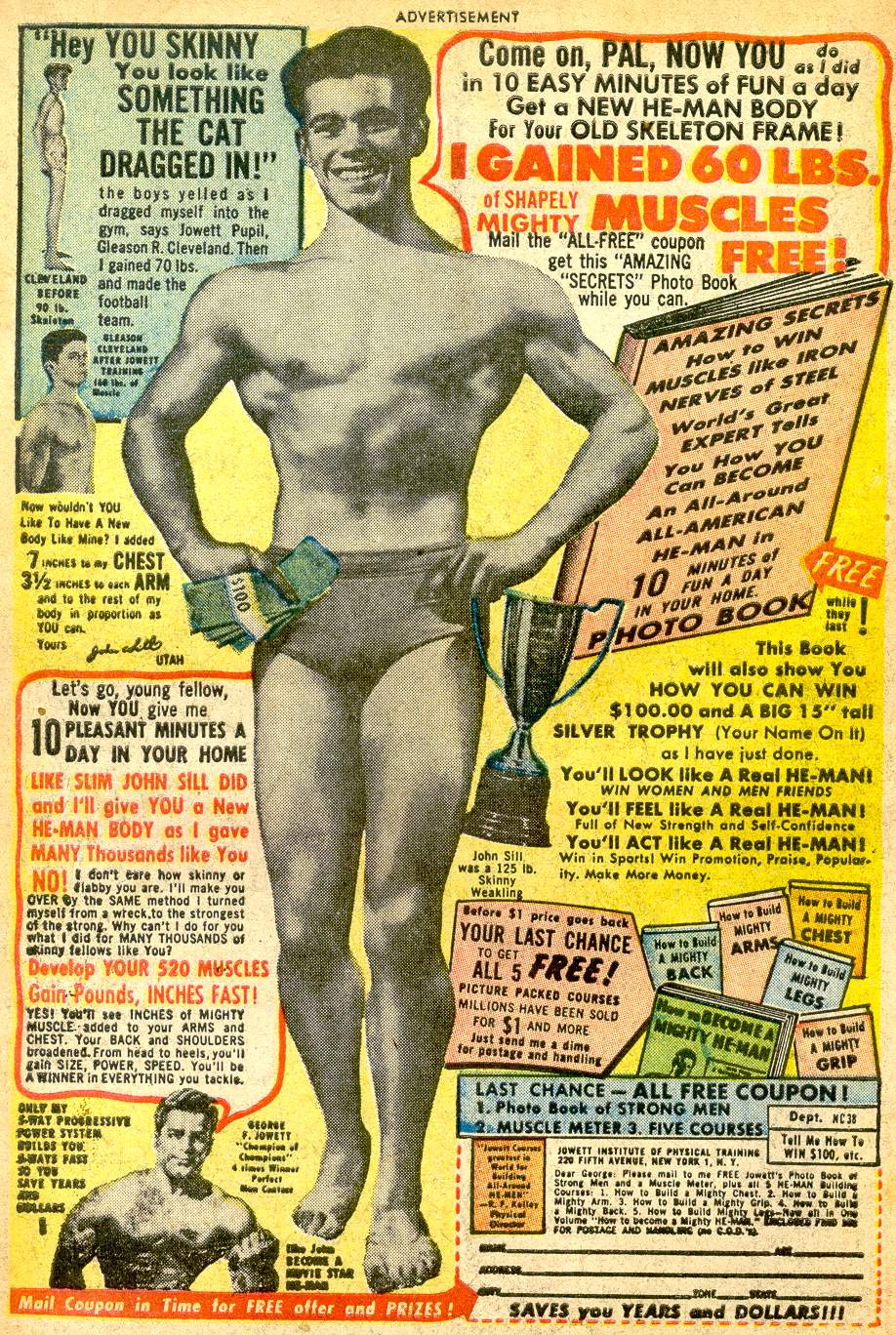 Read online Adventure Comics (1938) comic -  Issue #191 - 42