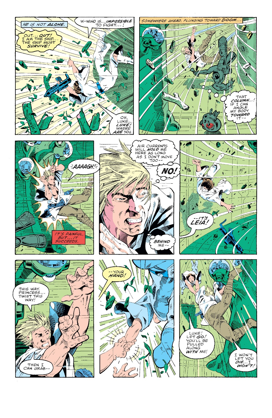 Read online Star Wars Legends: The Original Marvel Years - Epic Collection comic -  Issue # TPB 2 (Part 4) - 4