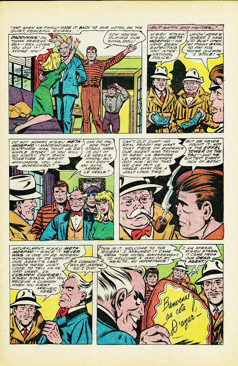 Metamorpho (1965) issue 6 - Page 25