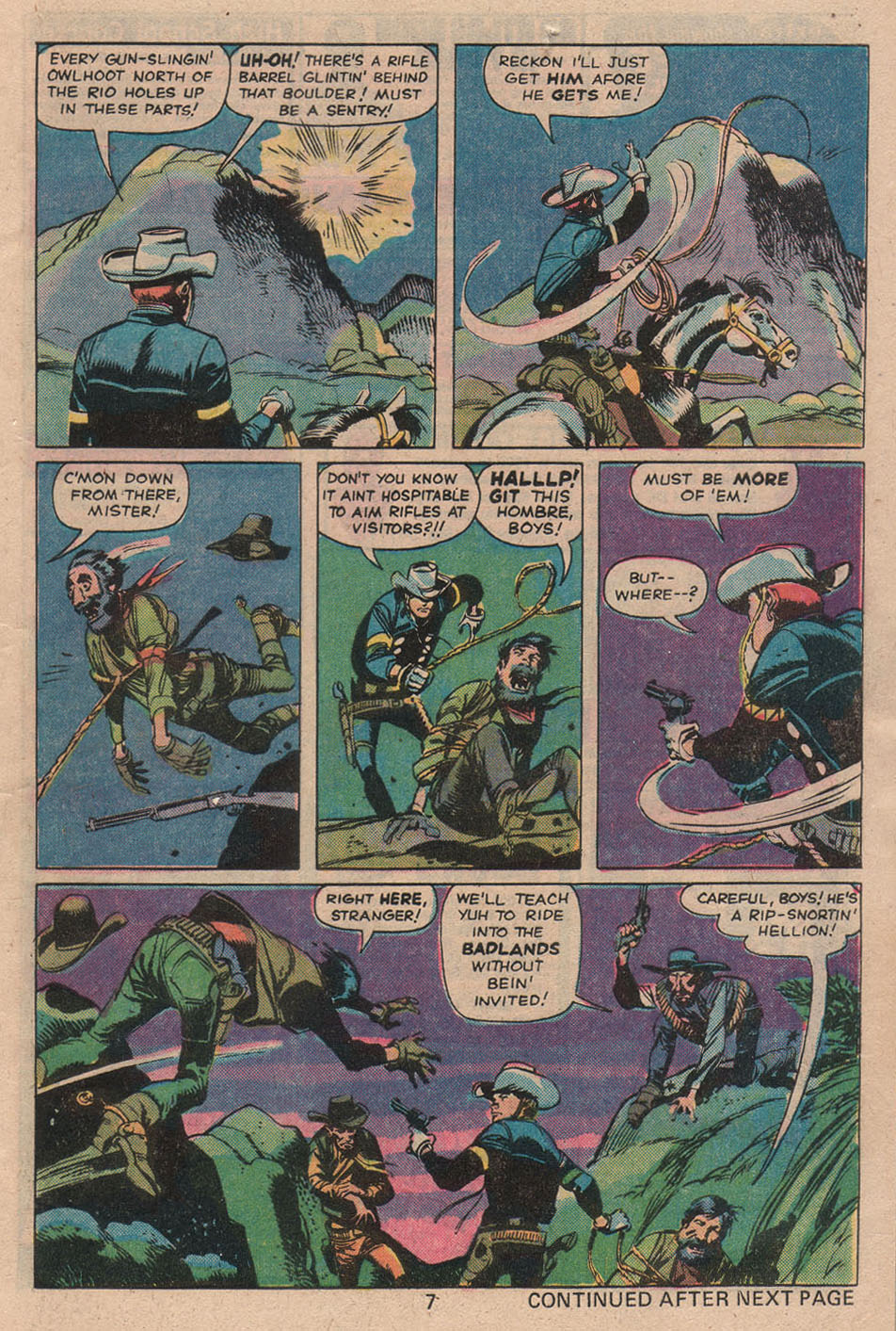 The Rawhide Kid (1955) issue 139 - Page 9