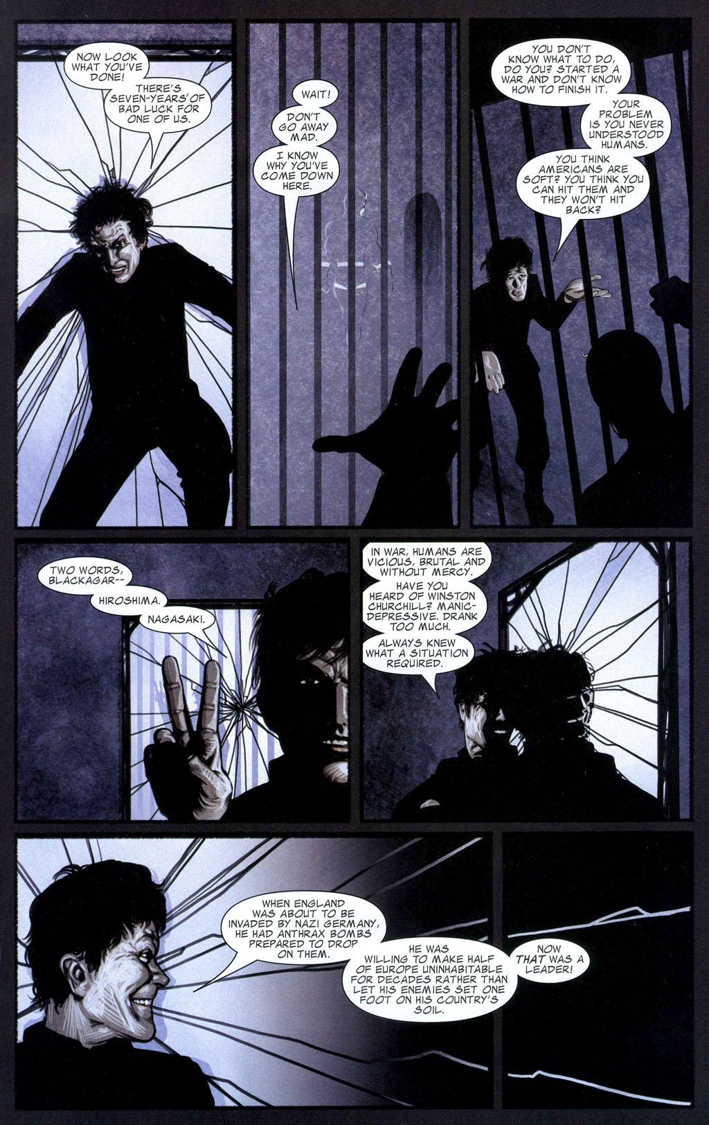 Read online Silent War comic -  Issue #2 - 13