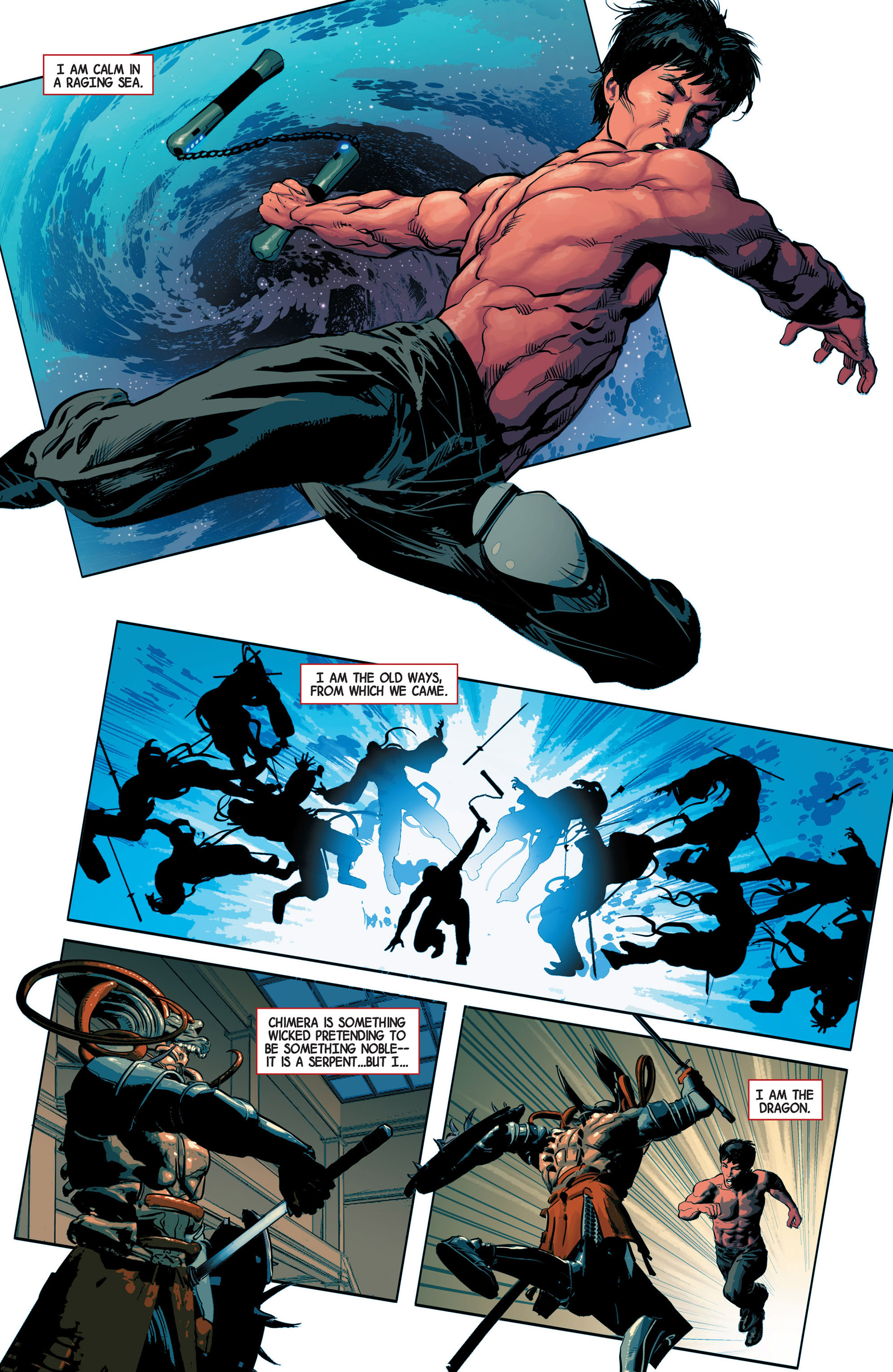 Read online Avengers (2013) comic -  Issue #11 - 22