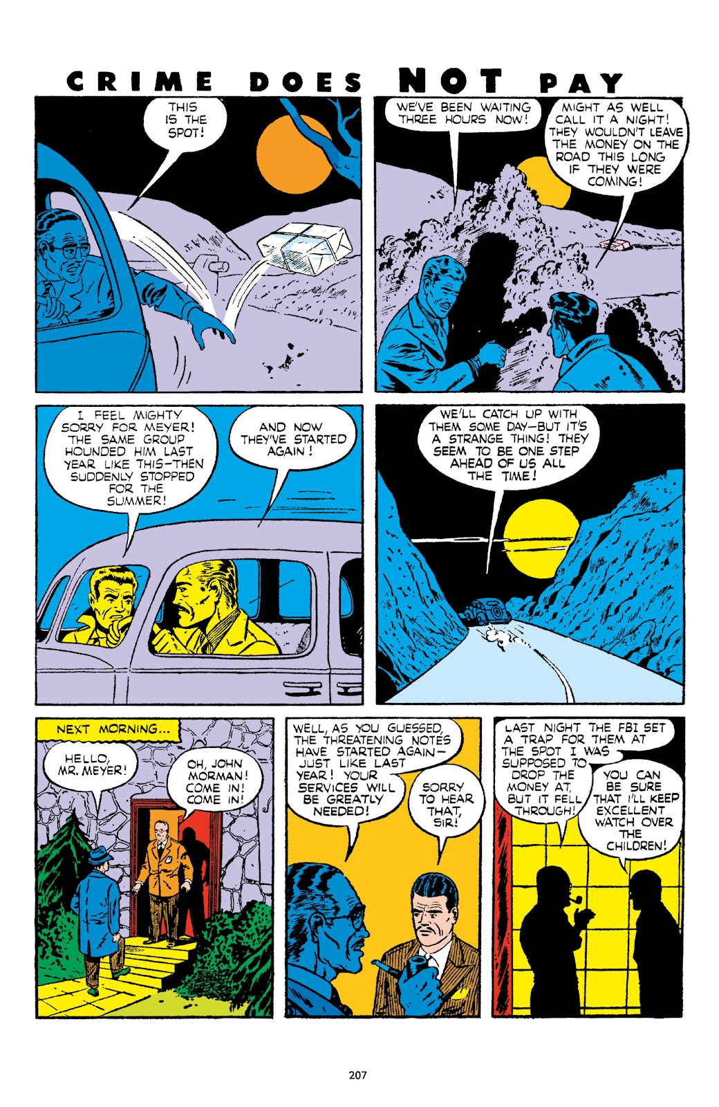 Read online Crime Does Not Pay Archives comic -  Issue # TPB 5 (Part 3) - 7