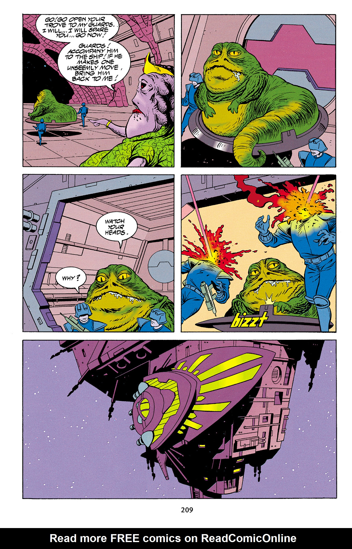 Read online Star Wars Omnibus comic -  Issue # Vol. 30 - 206