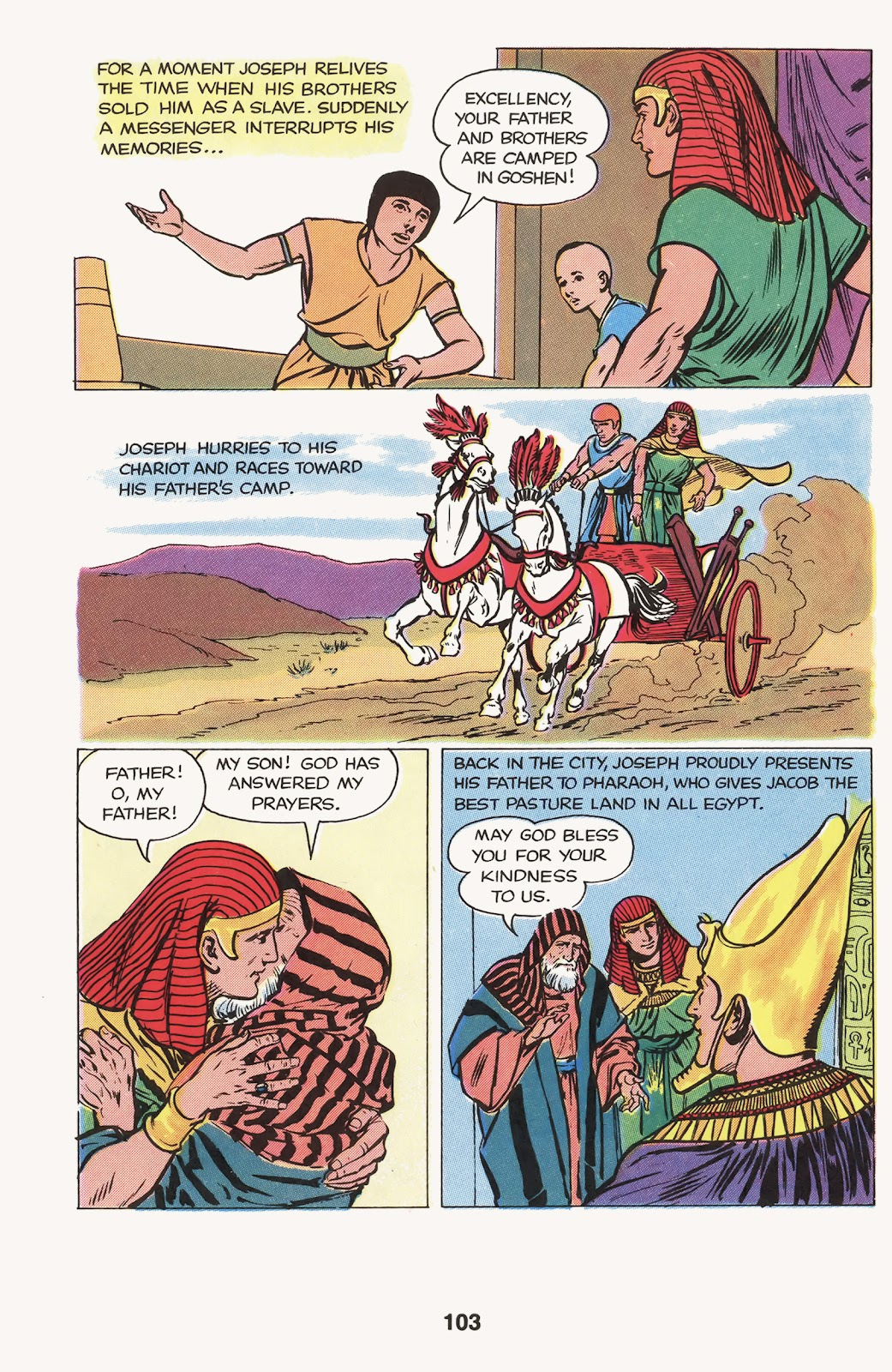The Picture Bible issue TPB (Part 2) - Page 6