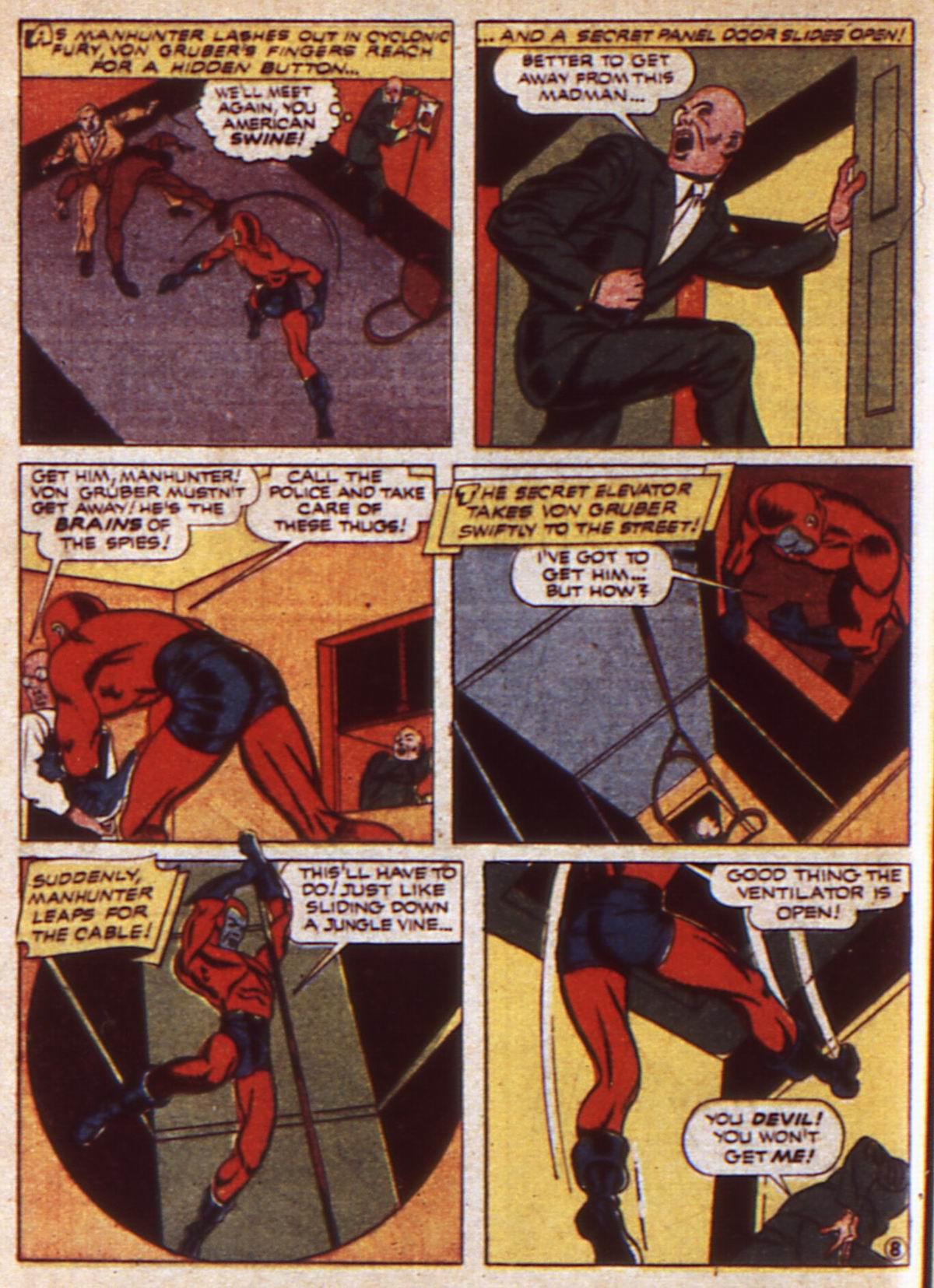 Read online Adventure Comics (1938) comic -  Issue #85 - 54