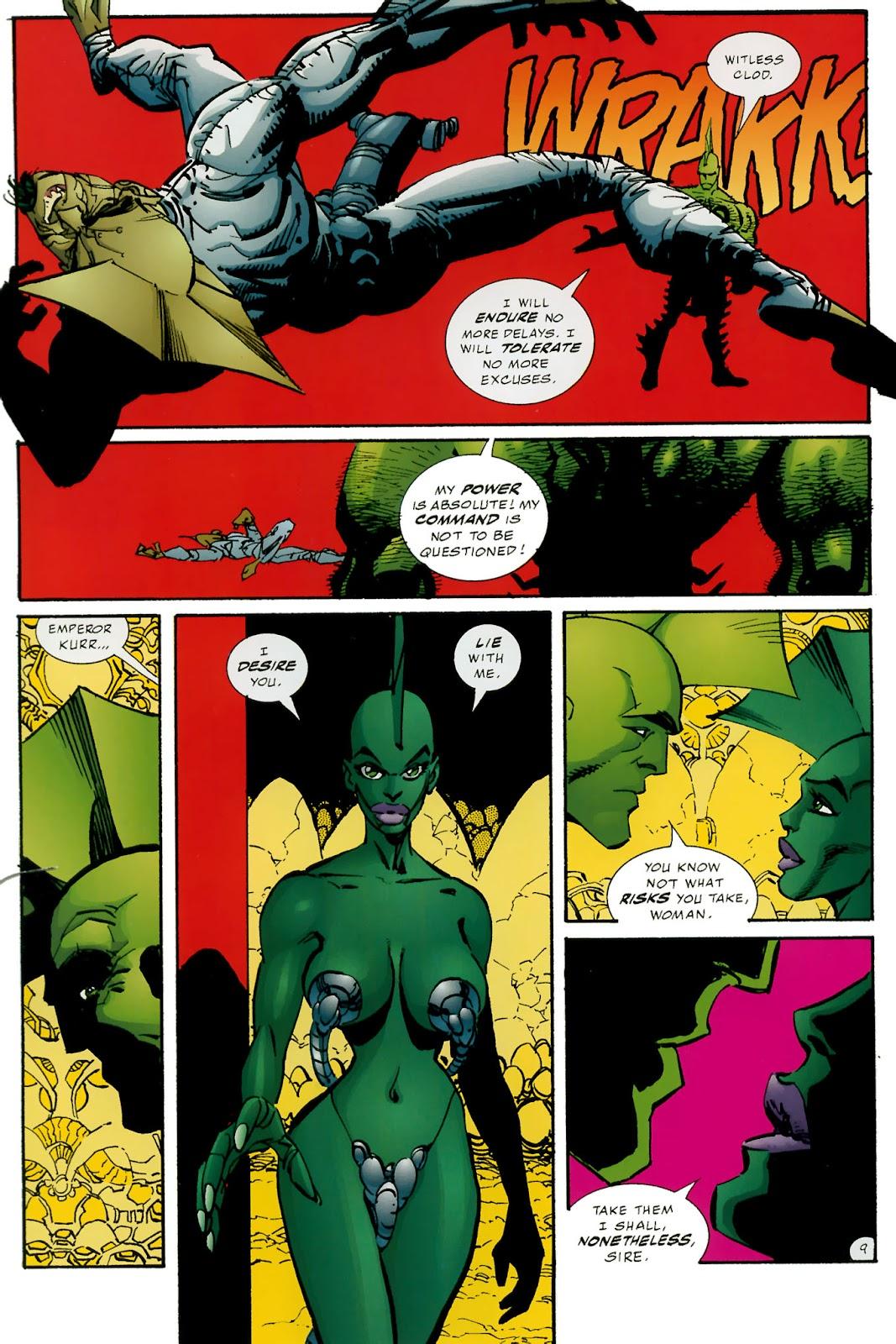 The Savage Dragon (1993) Issue #150 #153 - English 82