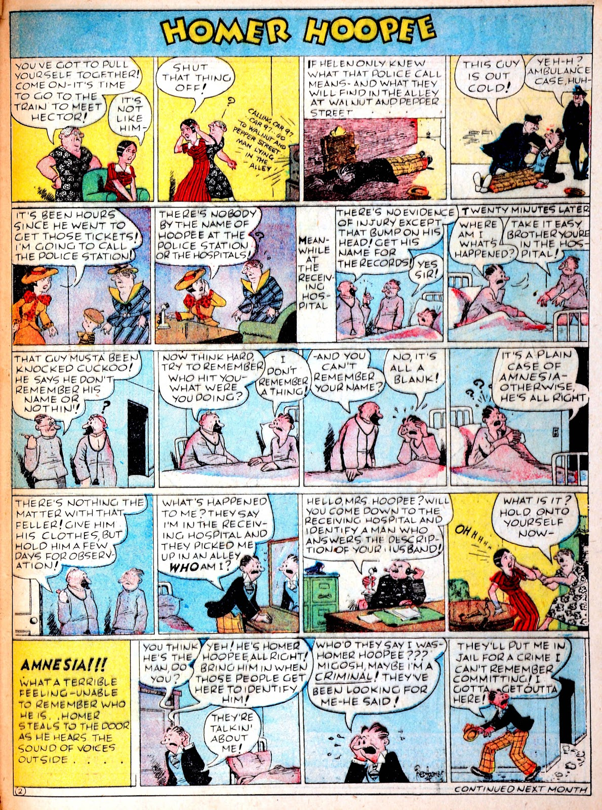 Read online Famous Funnies comic -  Issue #38 - 60