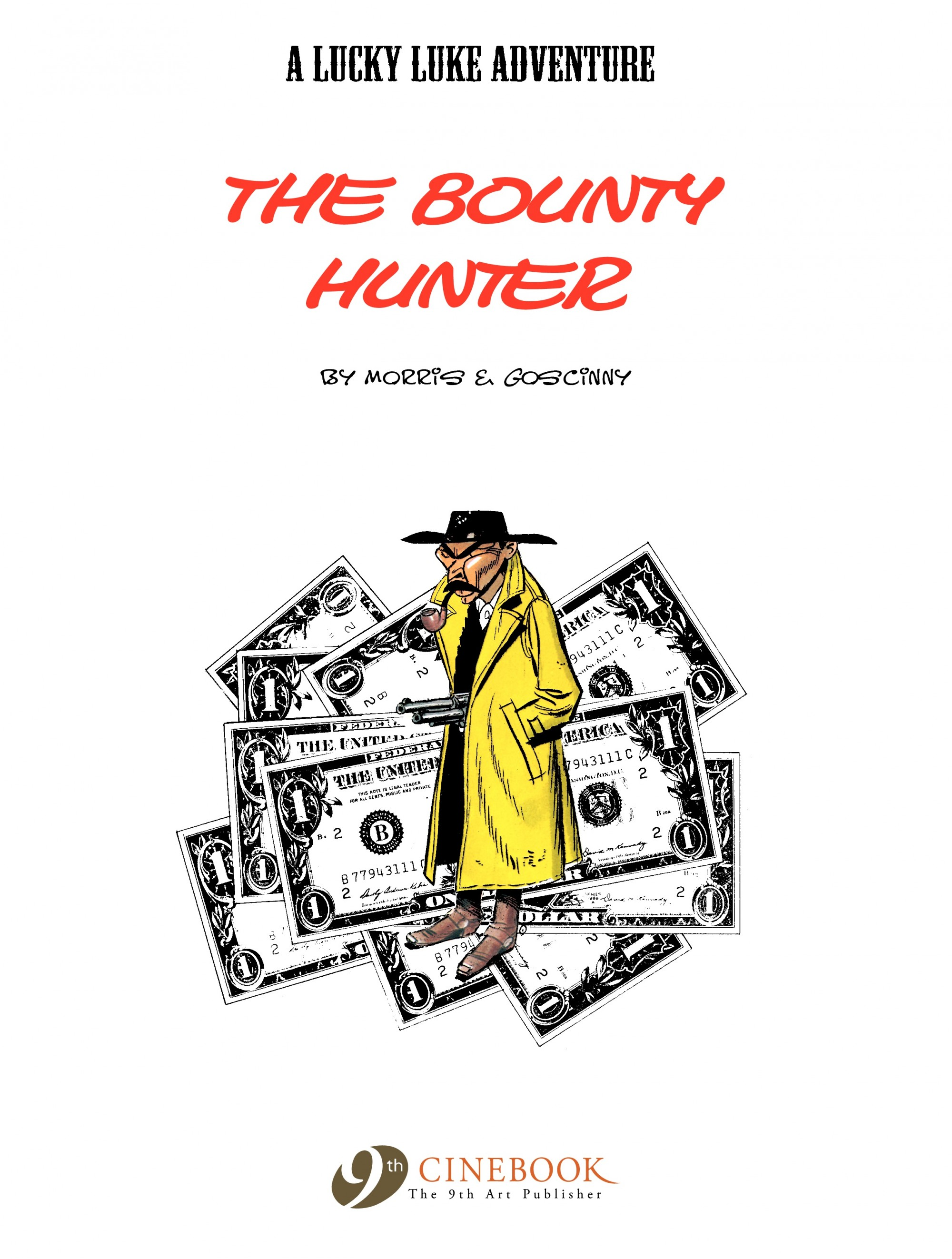 Read online A Lucky Luke Adventure comic -  Issue #26 - 2