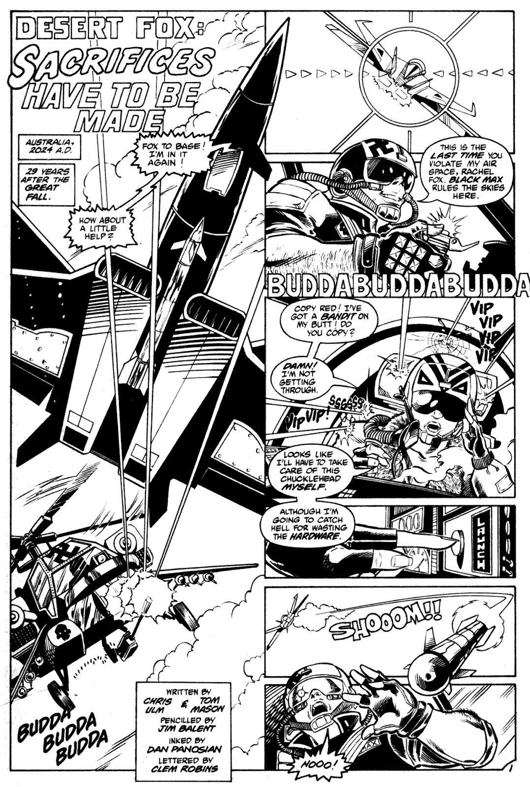 Shattered Earth issue 2 - Page 3