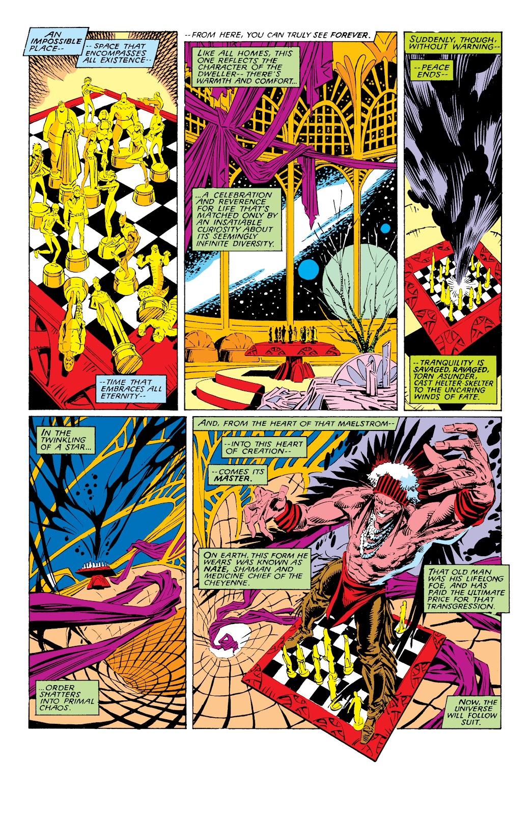 Read online X-Men Milestones: Fall of the Mutants comic -  Issue # TPB (Part 1) - 10