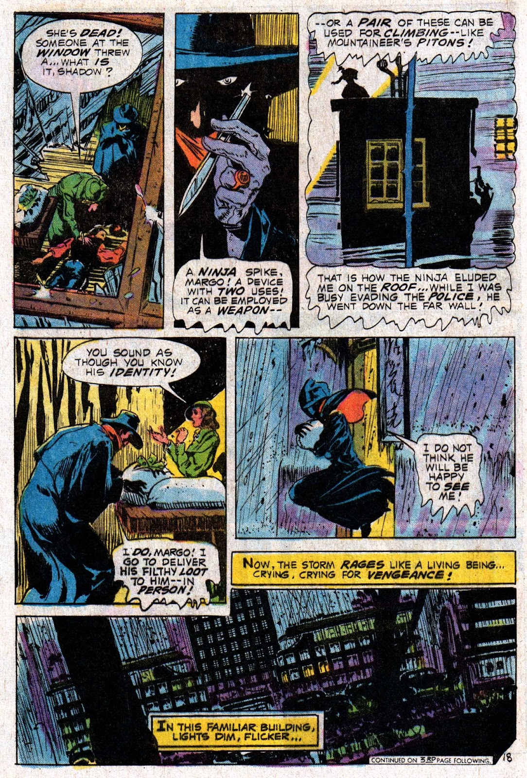 The Shadow (1973) issue 6 - Page 28