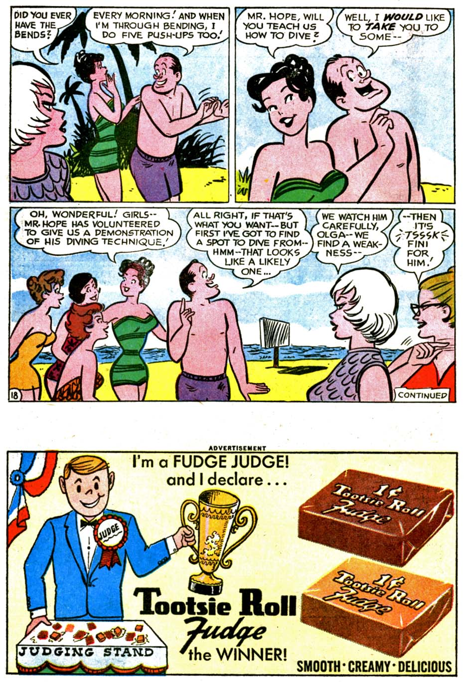 The Adventures of Bob Hope issue 72 - Page 22