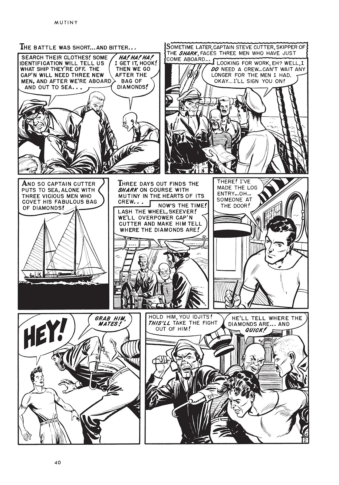 Read online Voodoo Vengeance and Other Stories comic -  Issue # TPB (Part 1) - 57