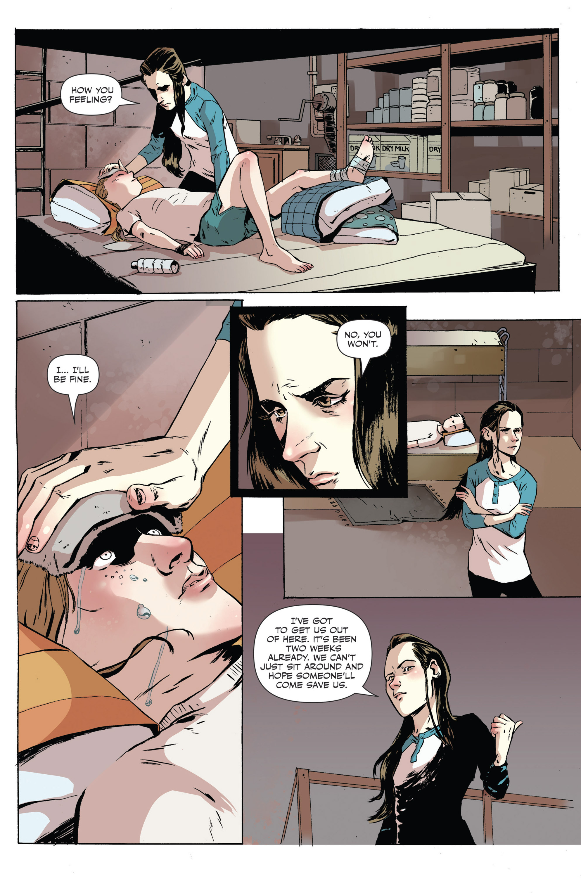 Read online Sheltered comic -  Issue #3 - 7