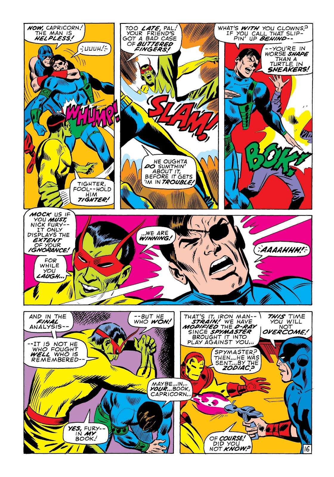 Read online Marvel Masterworks: The Invincible Iron Man comic -  Issue # TPB 7 (Part 3) - 4