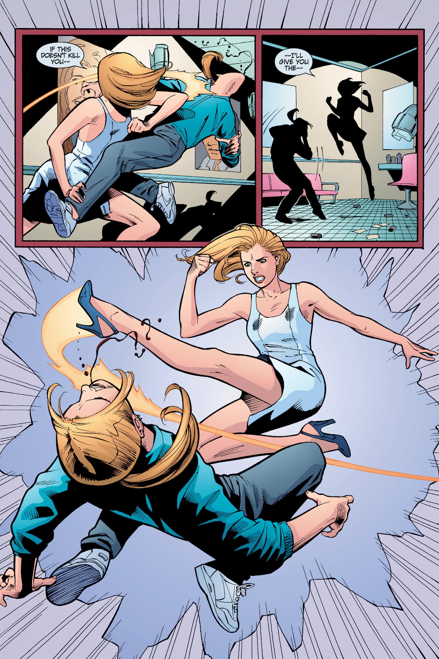 Read online Buffy the Vampire Slayer: Omnibus comic -  Issue # TPB 4 - 156
