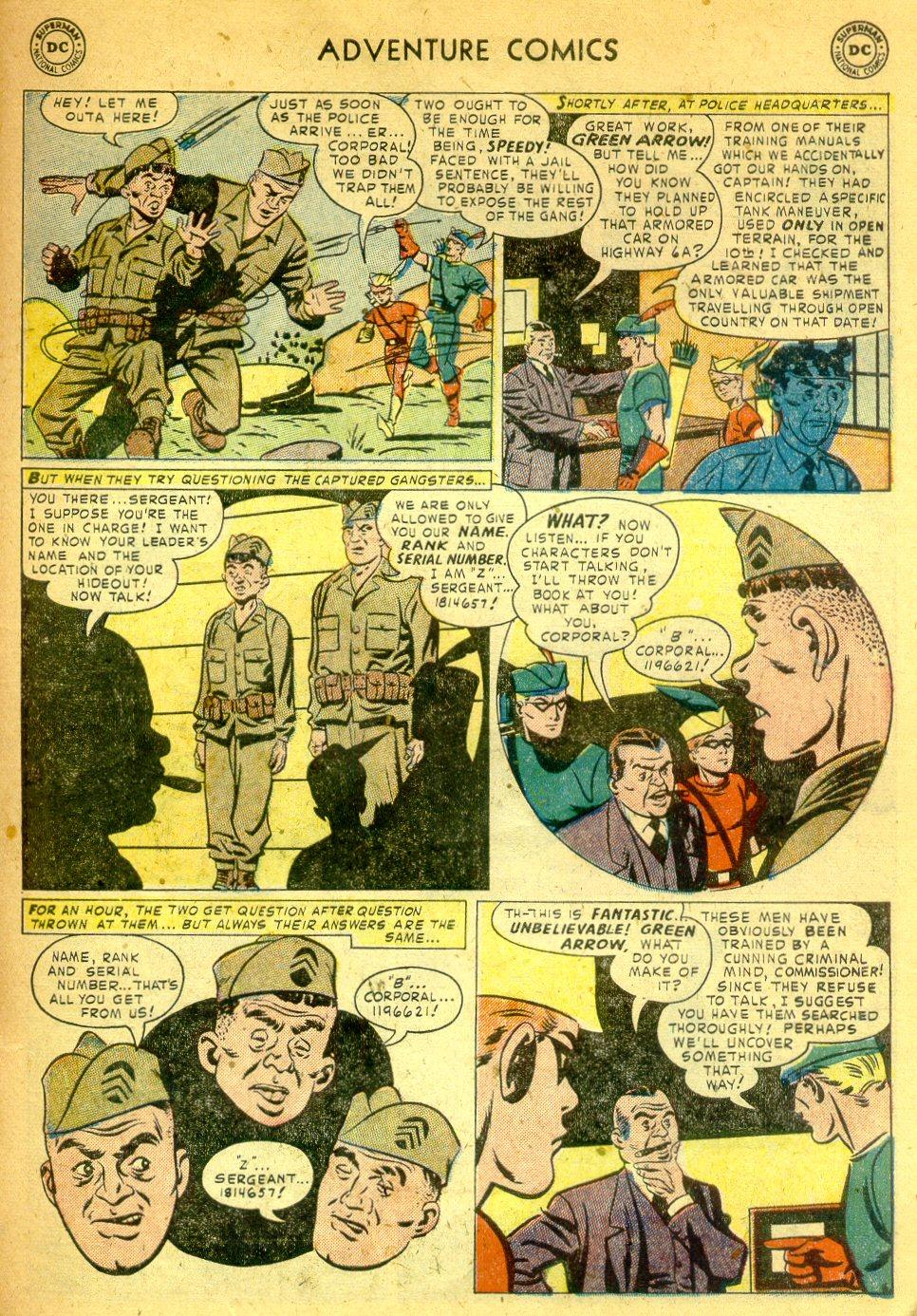 Read online Adventure Comics (1938) comic -  Issue #181 - 38