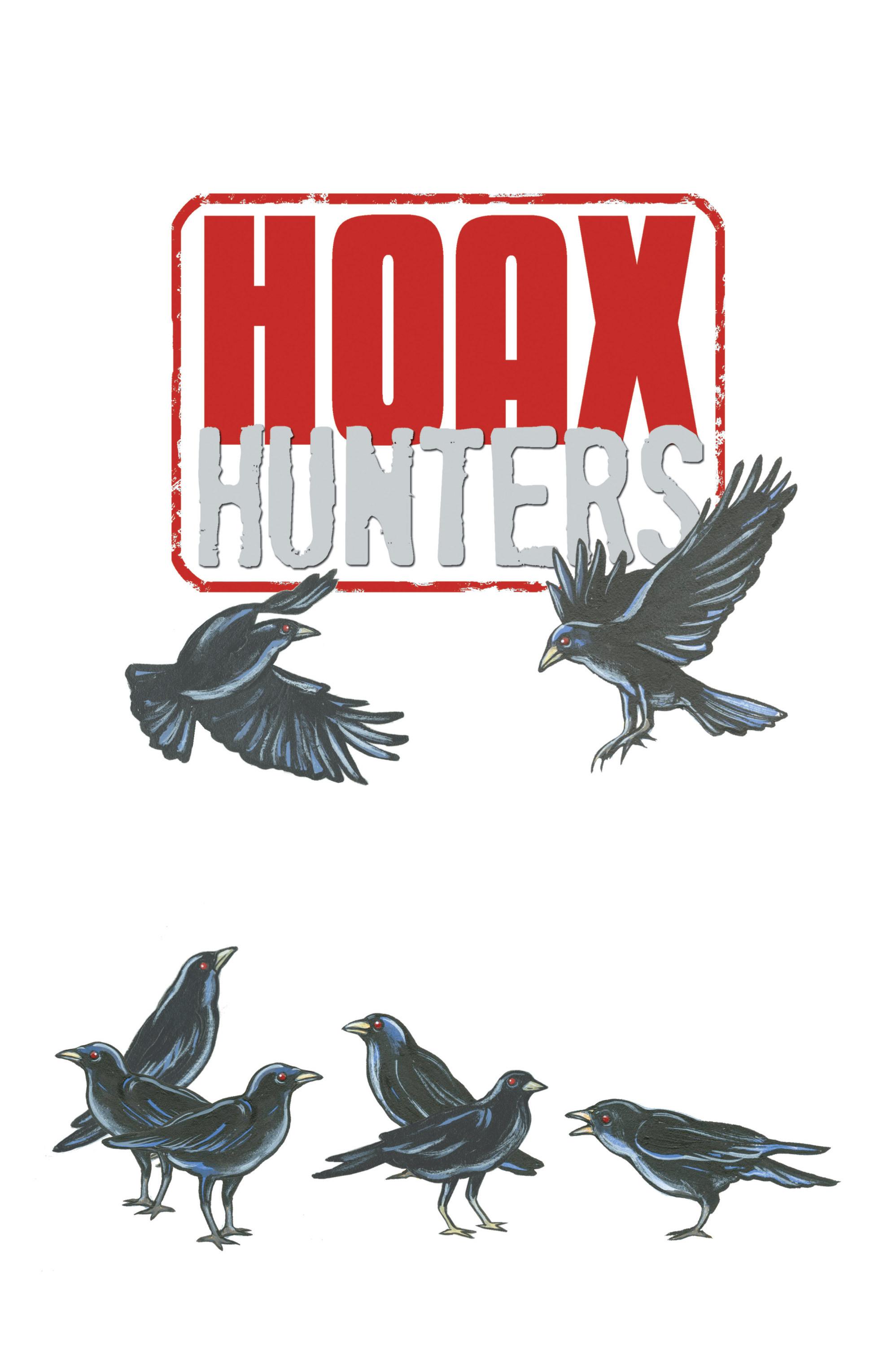 Read online Hoax Hunters (2012) comic -  Issue # TPB 2 - 50