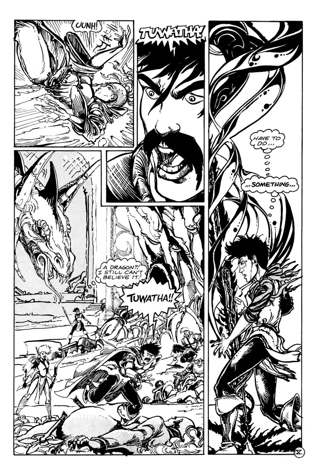 The Realm (1986) issue 18 - Page 12