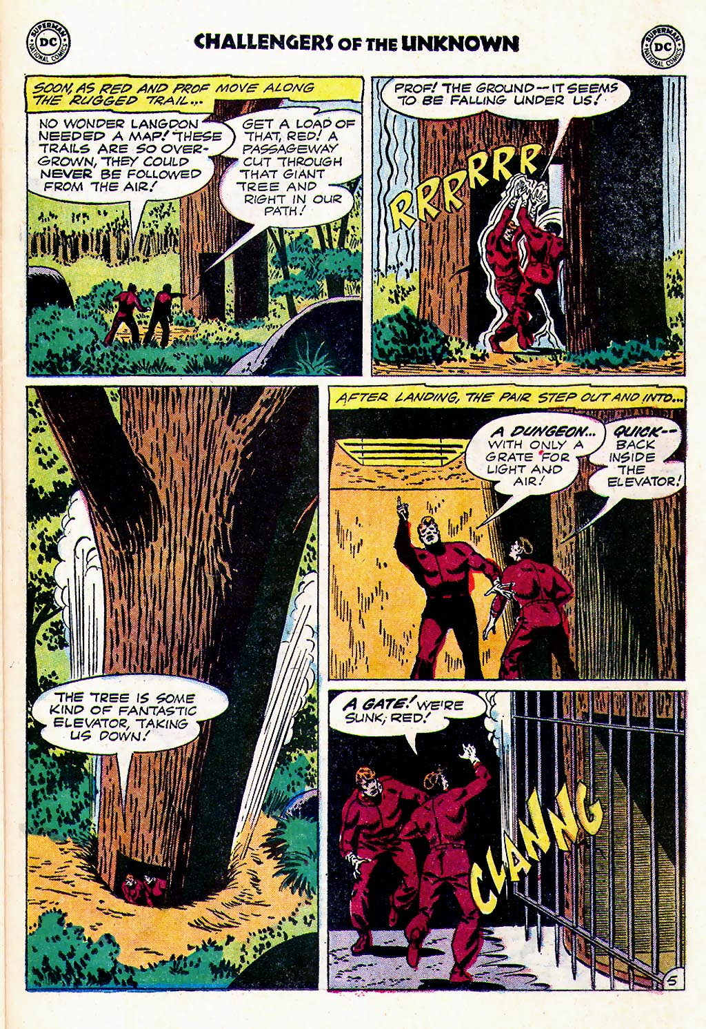 Challengers of the Unknown (1958) issue 23 - Page 7